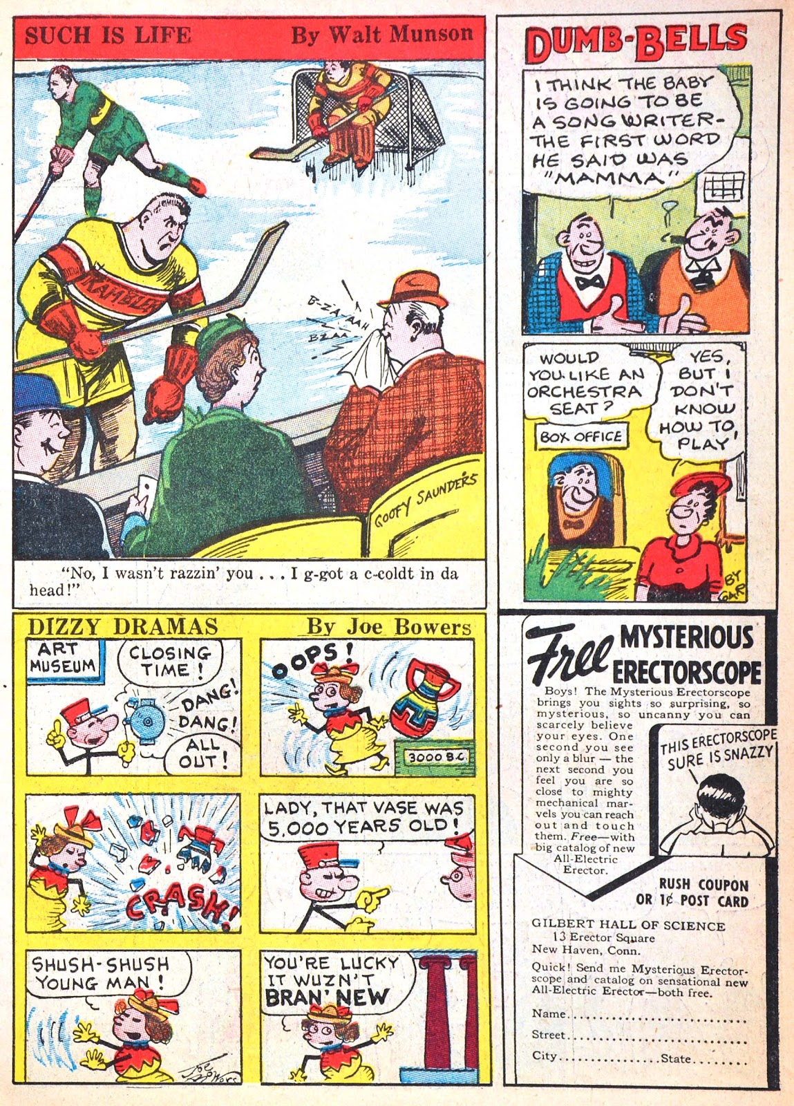 Read online Famous Funnies comic -  Issue #52 - 11