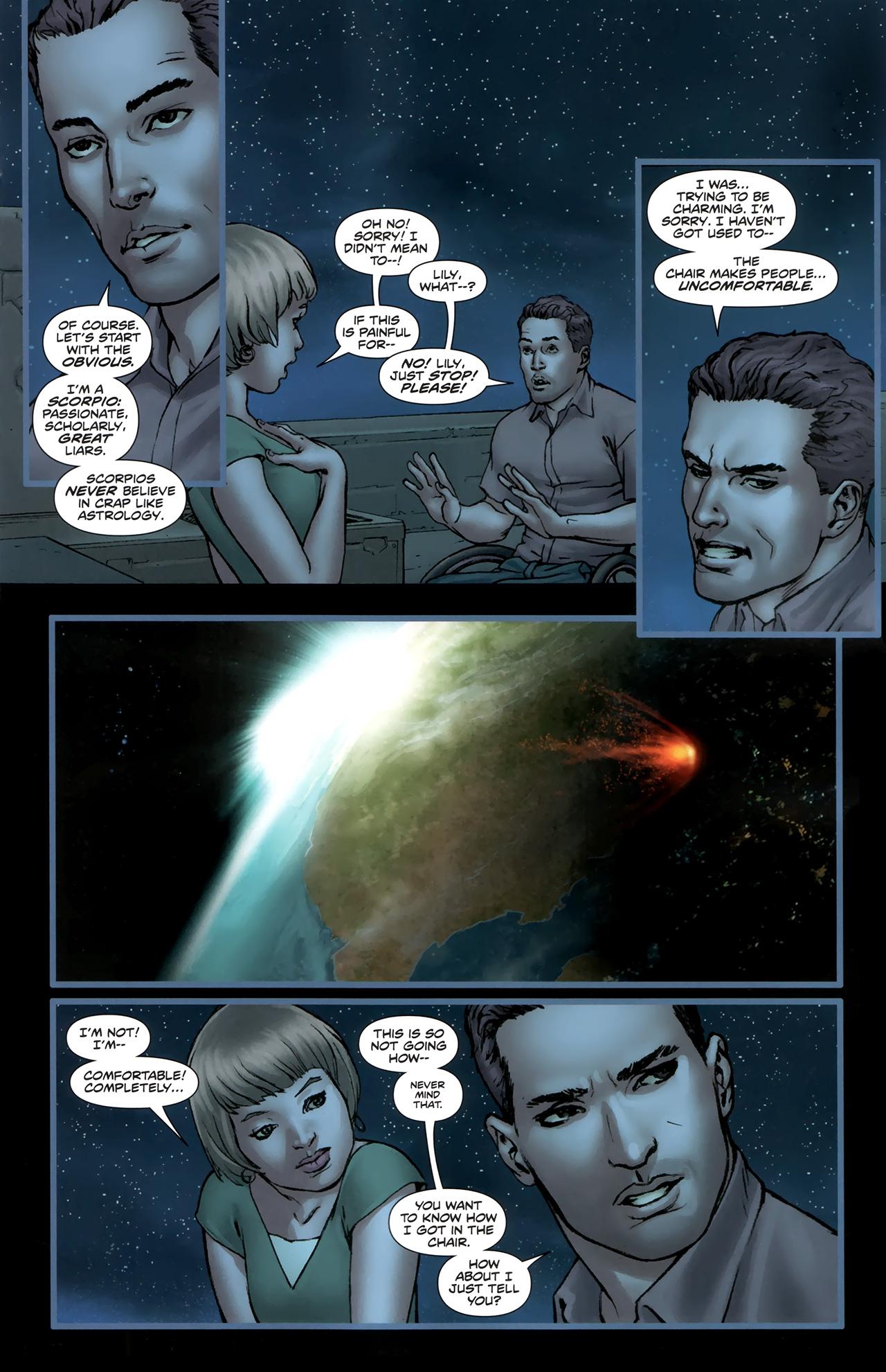 Read online Soldier Zero comic -  Issue #1 - 14