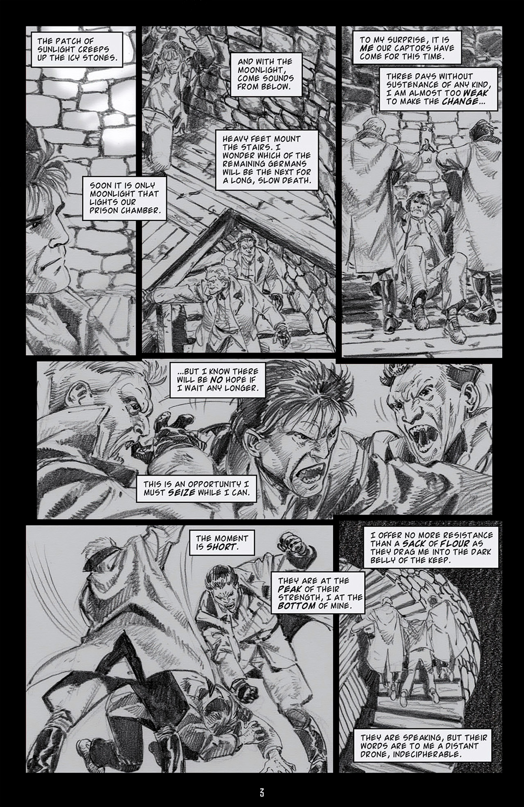 Read online Angel: Blood & Trenches comic -  Issue #4 - 6