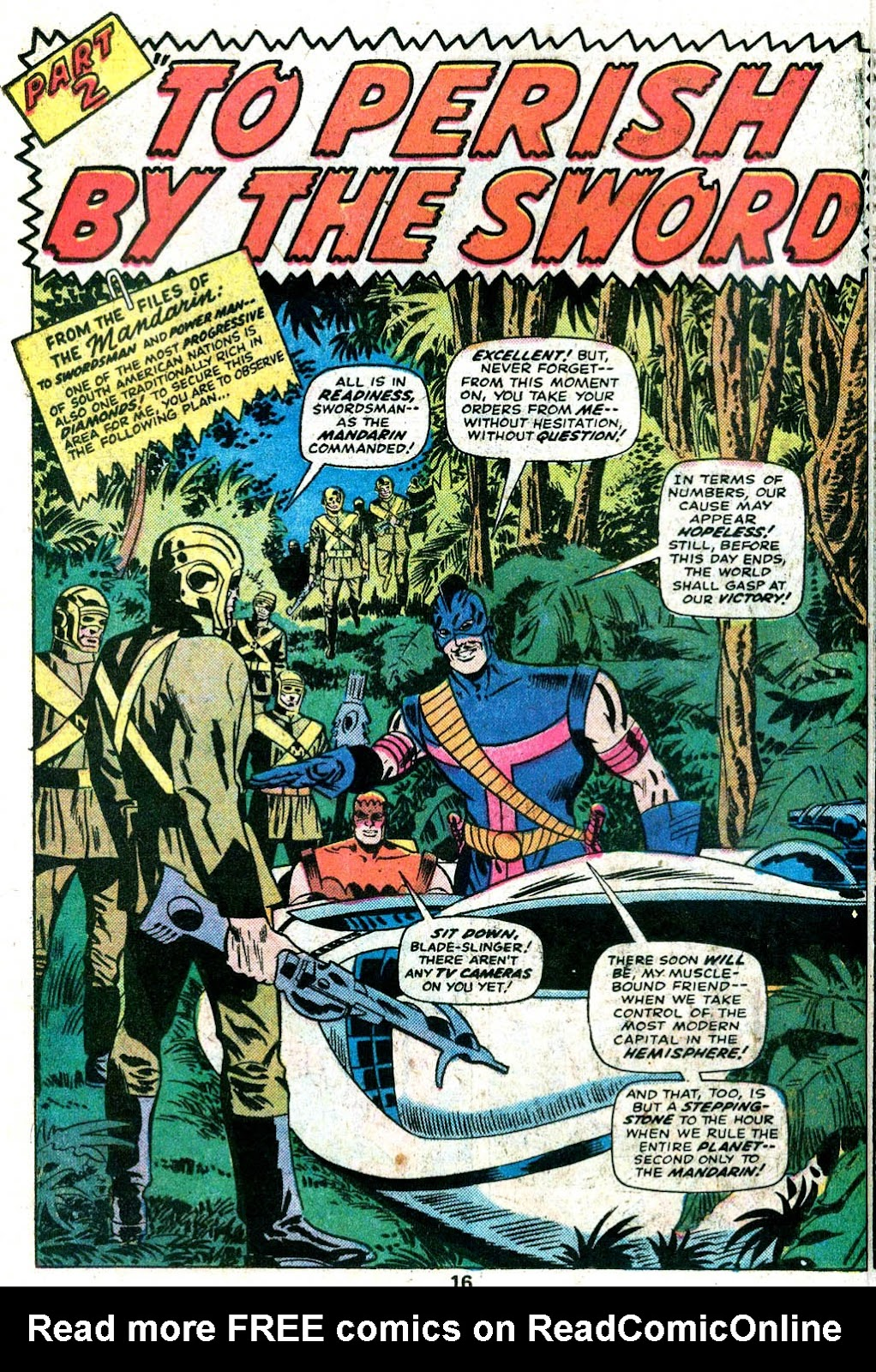 Giant-Size Avengers (1974) issue 5 - Page 13