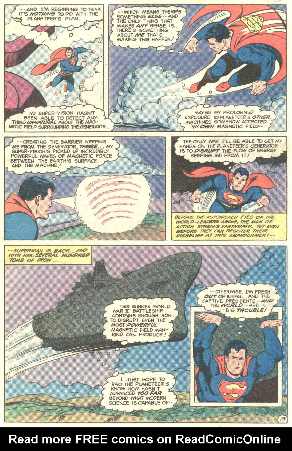 Read online Action Comics (1938) comic -  Issue #547 - 18
