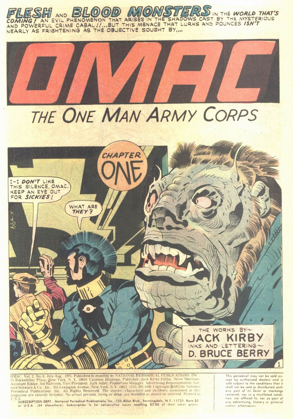 OMAC (1974) 6 Page 2
