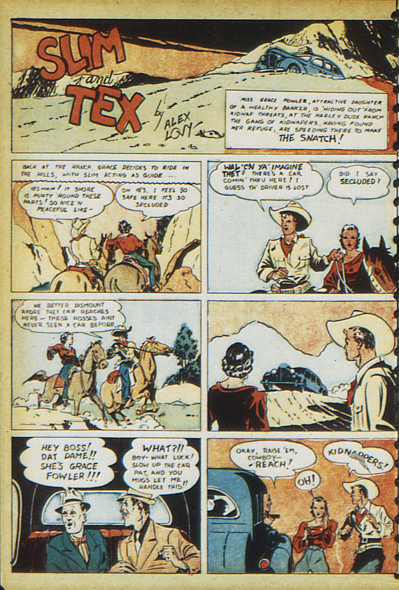 Read online Adventure Comics (1938) comic -  Issue #15 - 62