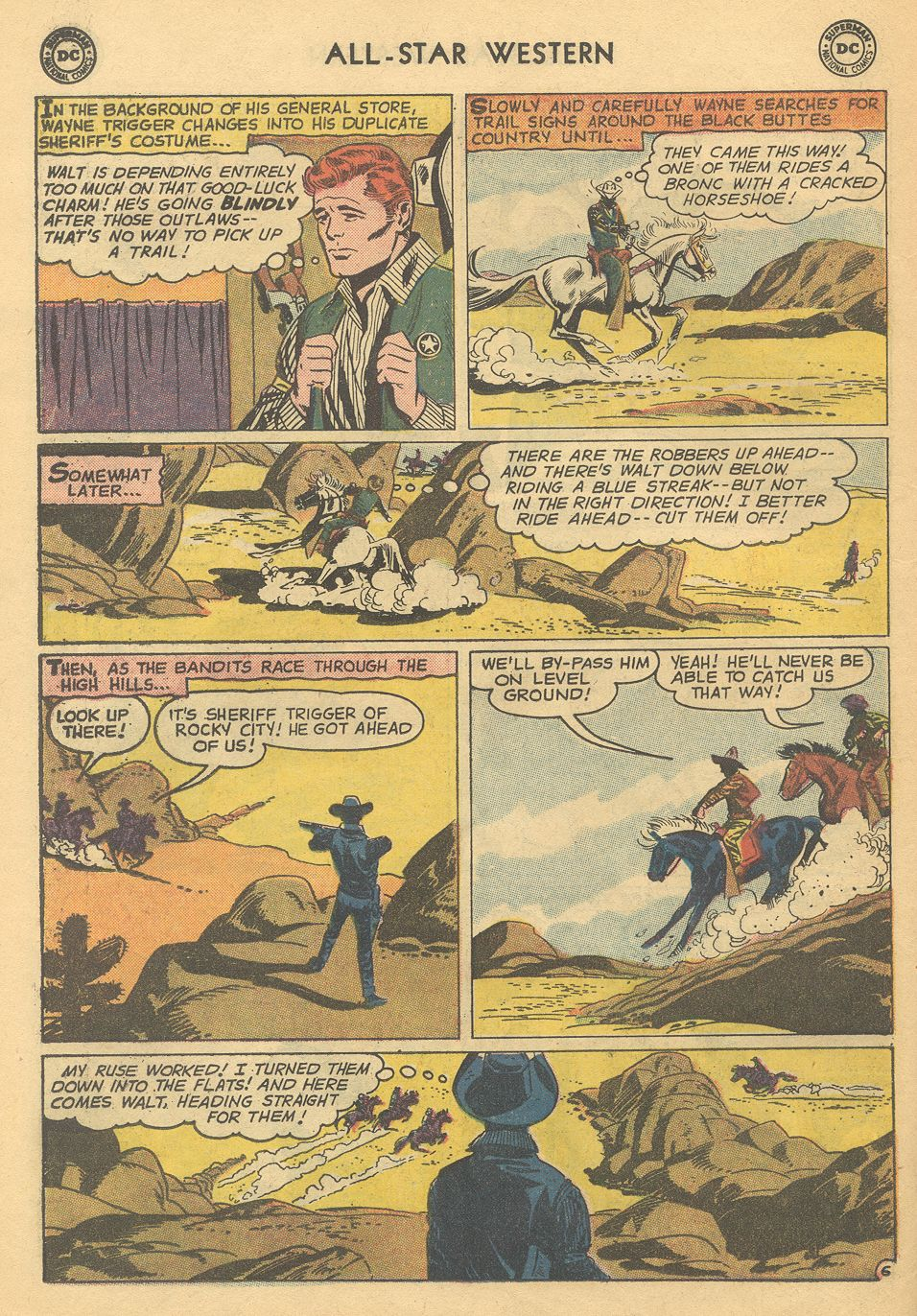 Read online All-Star Western (1951) comic -  Issue #108 - 30