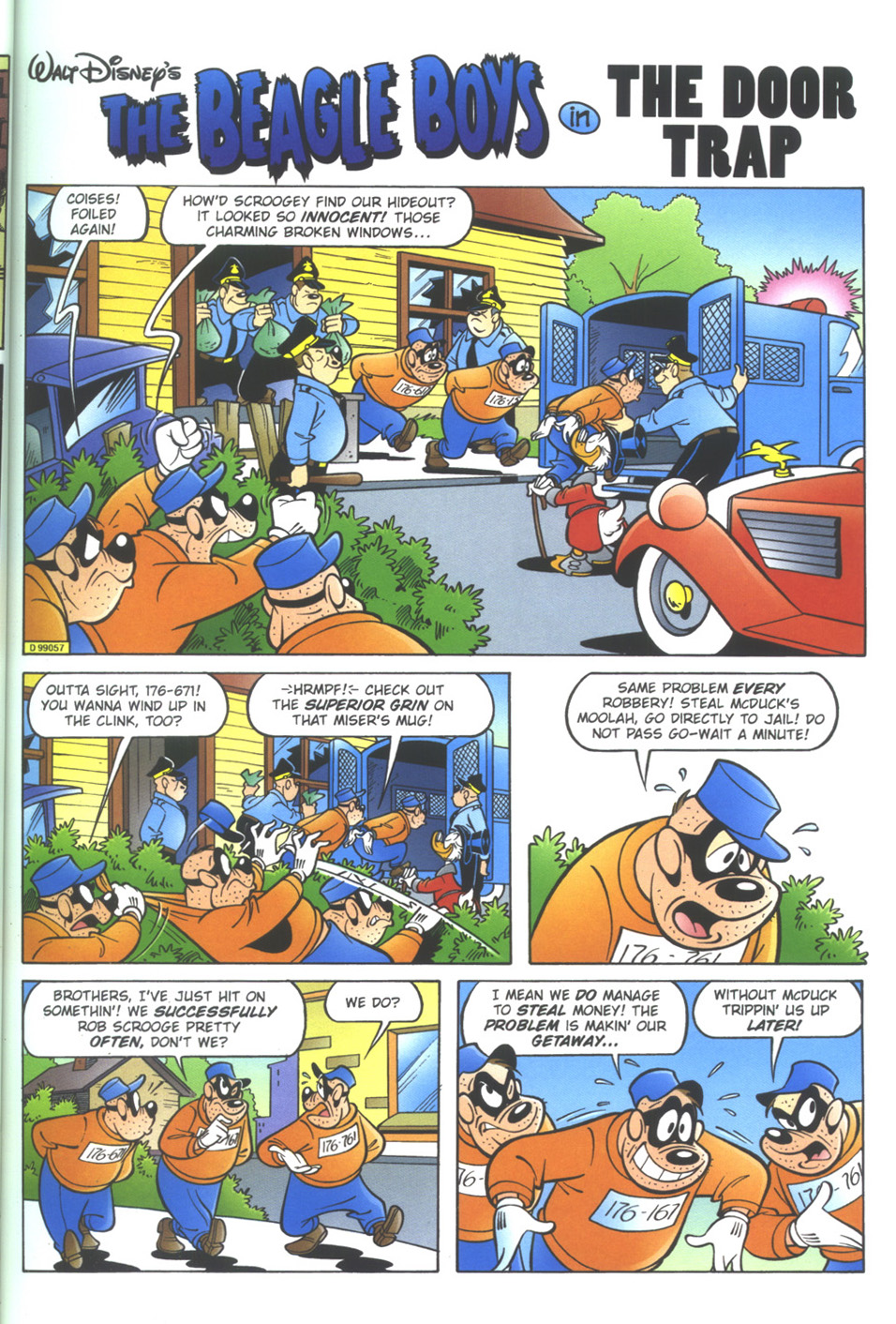 Read online Uncle Scrooge (1953) comic -  Issue #342 - 13
