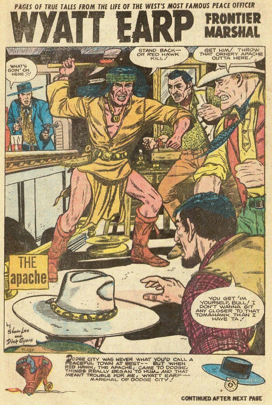 Wyatt Earp issue 32 - Page 18