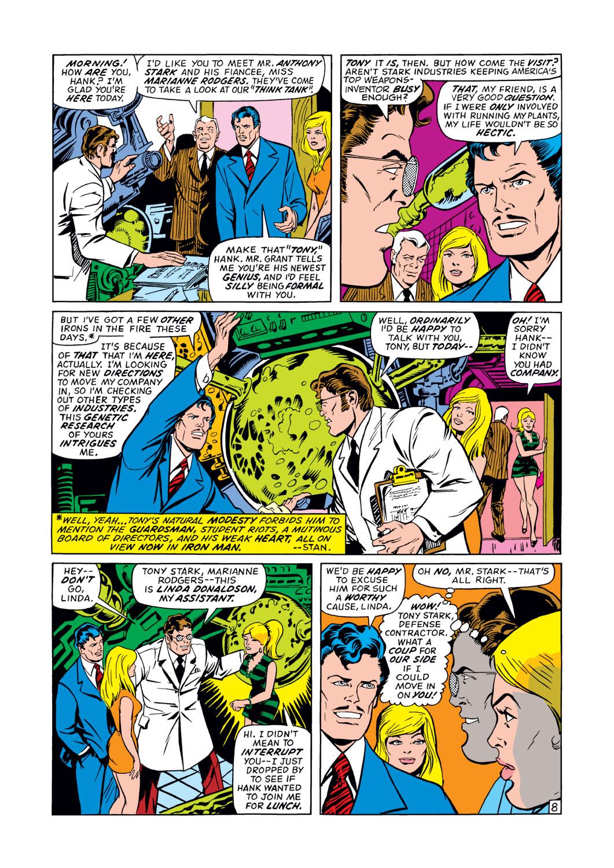 Read online Amazing Adventures (1970) comic -  Issue #12 - 9