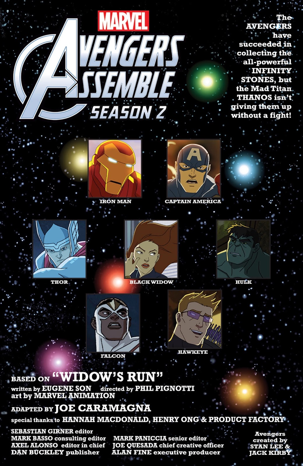 Read online Marvel Universe Avengers Assemble Season 2 comic -  Issue #11 - 3