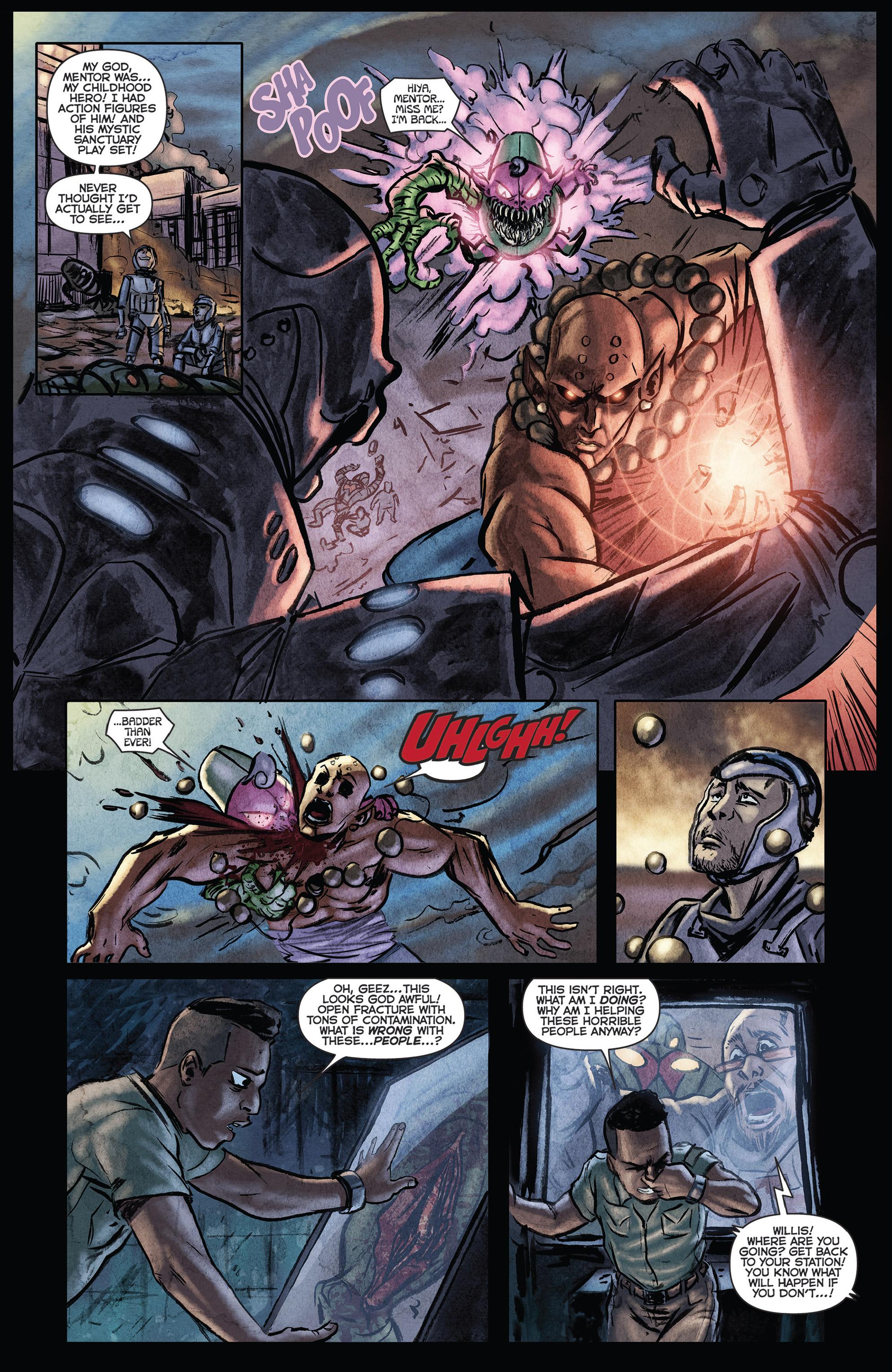 Read online Medisin comic -  Issue #1 - 12