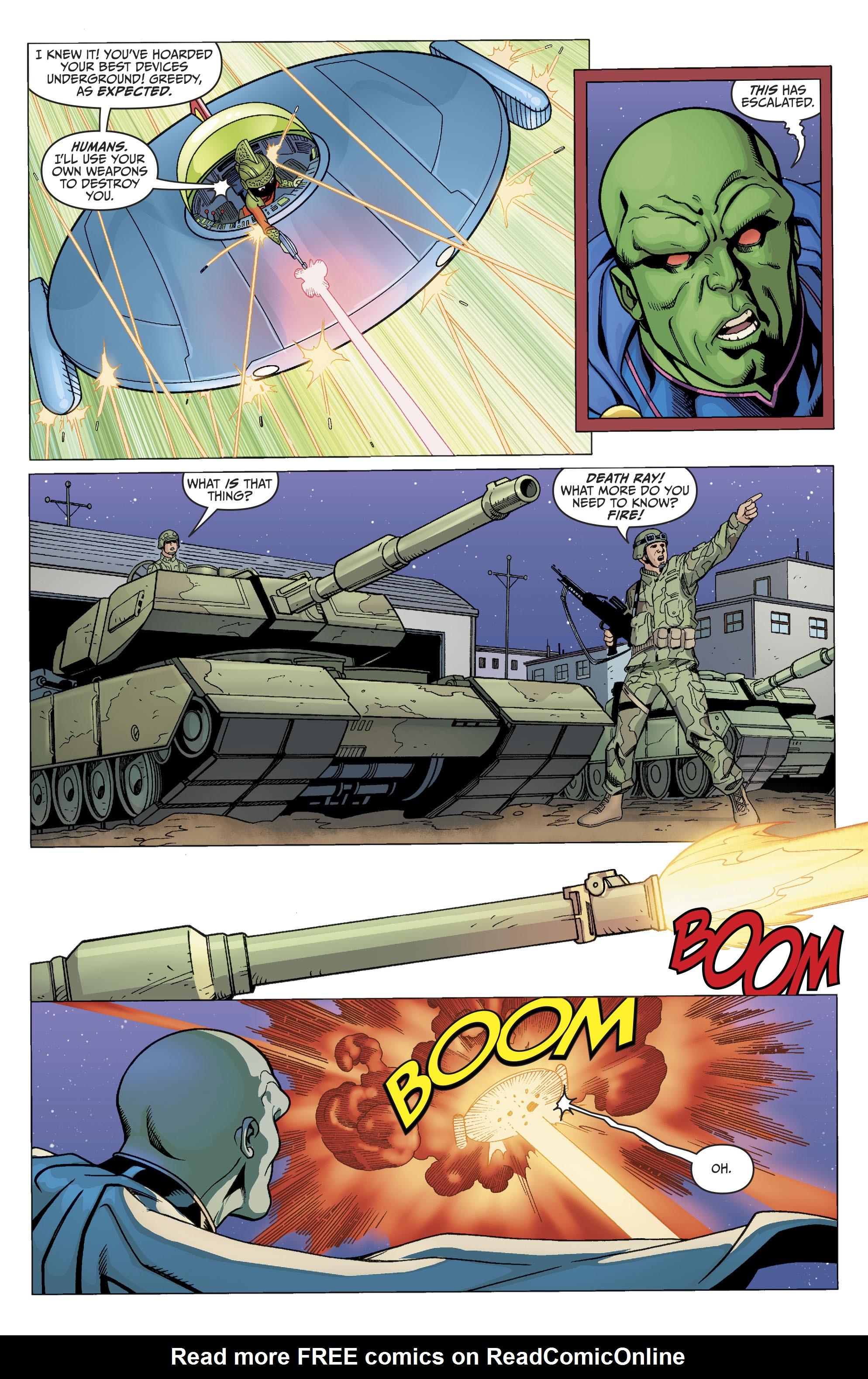 Read online Martian Manhunter/Marvin the Martian Special comic -  Issue # Full - 19