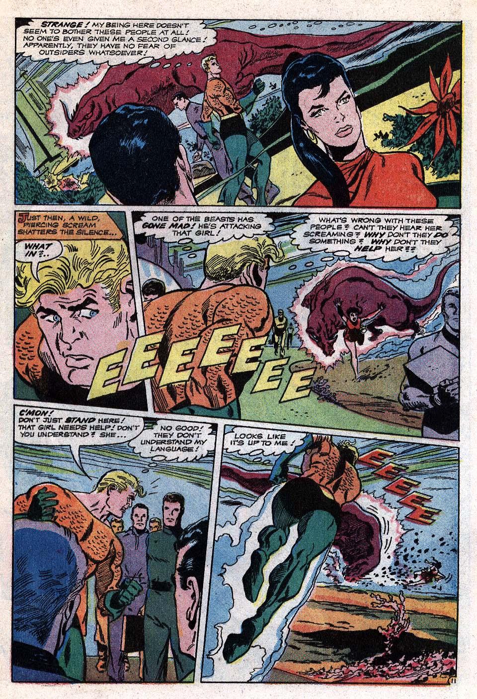 Read online Aquaman (1962) comic -  Issue #41 - 17