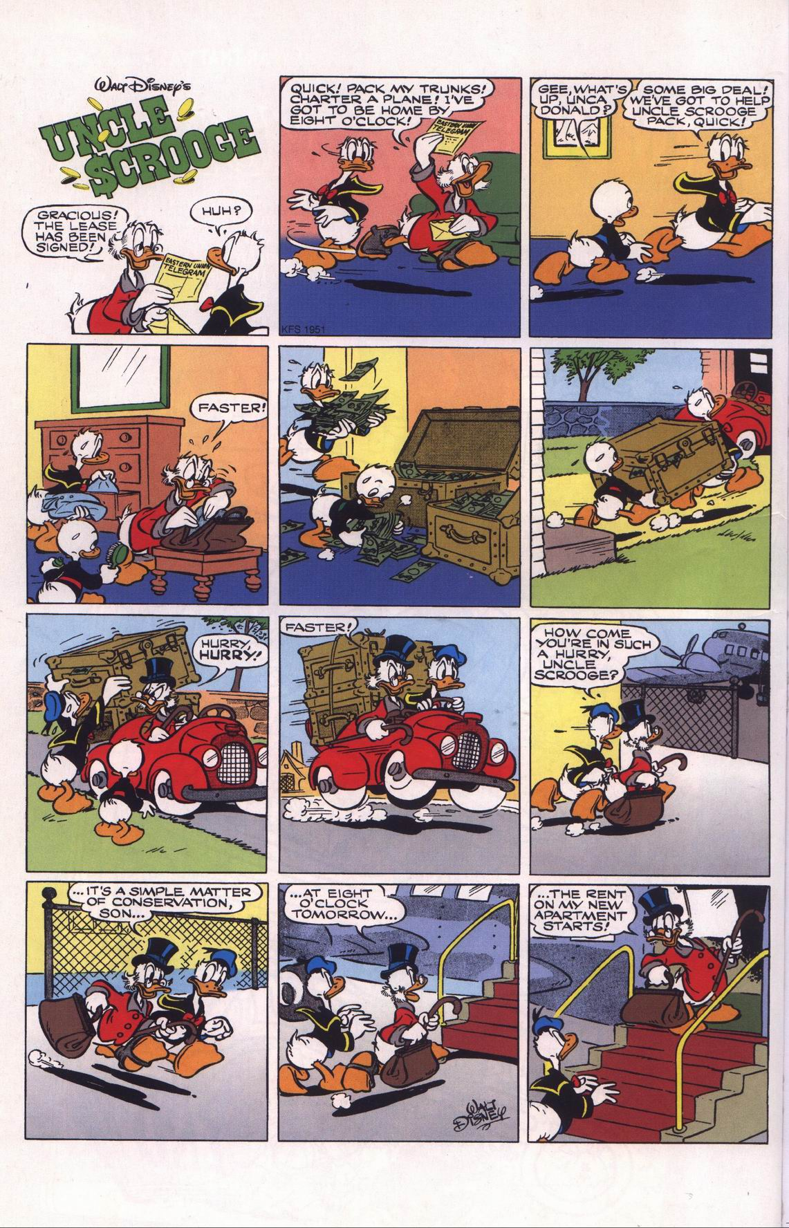 Read online Uncle Scrooge (1953) comic -  Issue #312 - 66