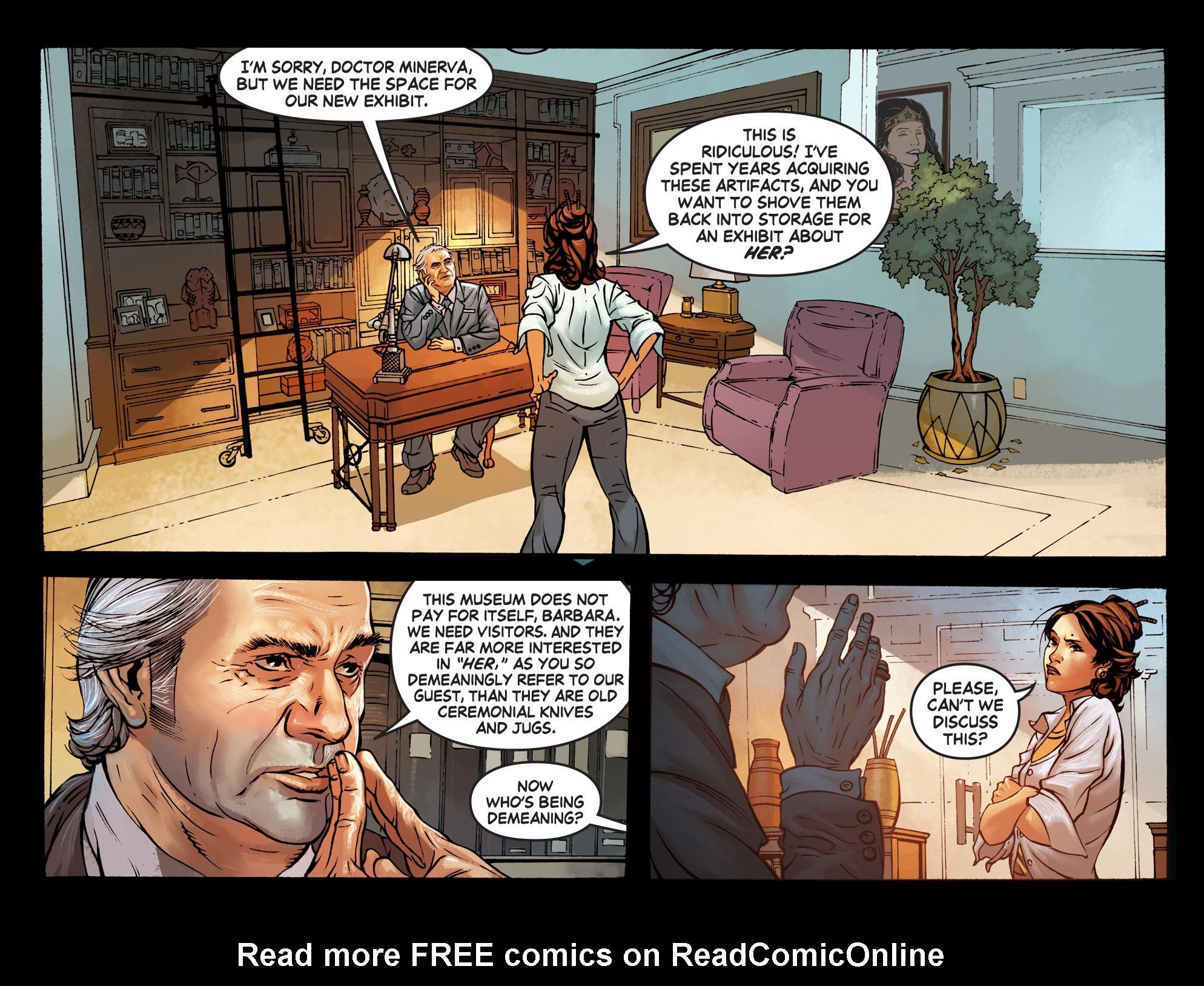 Read online Wonder Woman '77 [I] comic -  Issue #7 - 4