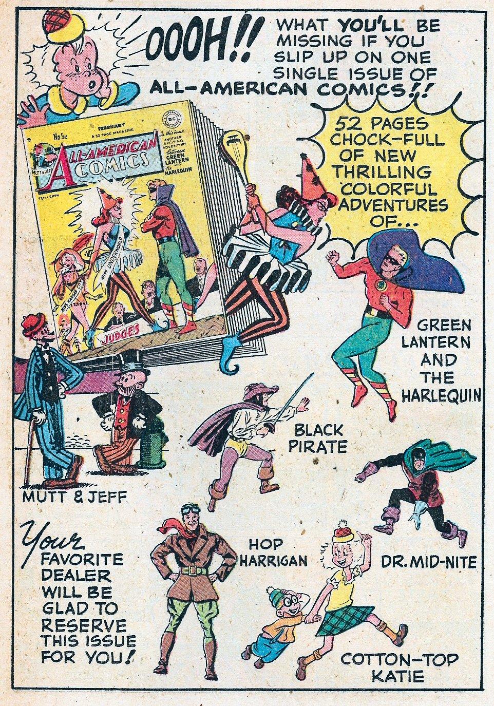 Read online Wonder Woman (1942) comic -  Issue #27 - 34