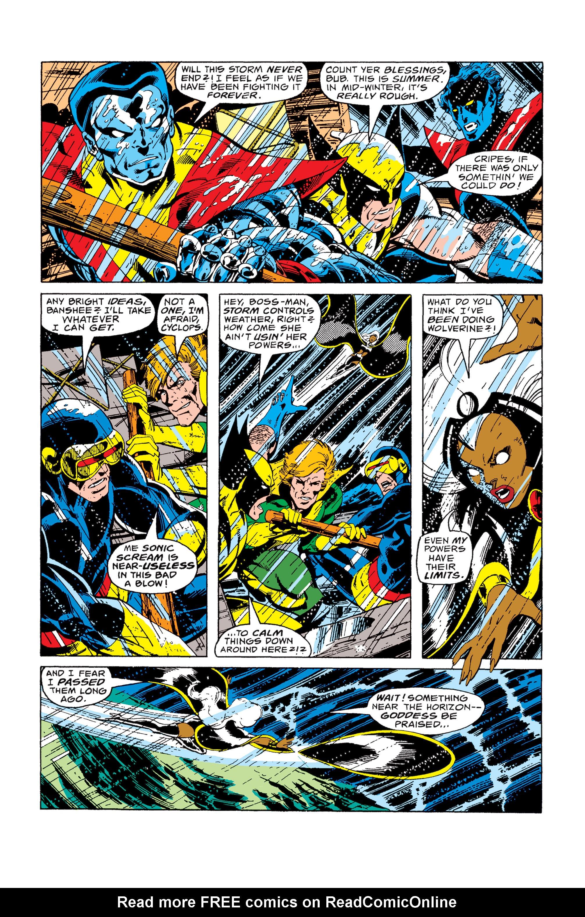 Read online Uncanny X-Men (1963) comic -  Issue #117 - 3
