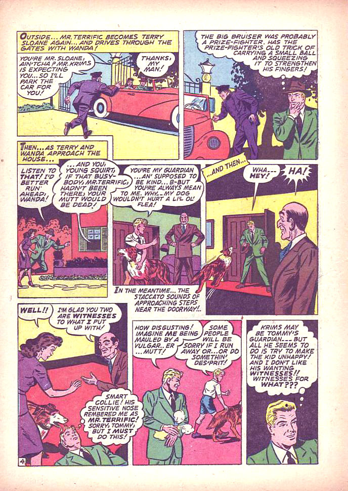 Read online Sensation (Mystery) Comics comic -  Issue #16 - 42
