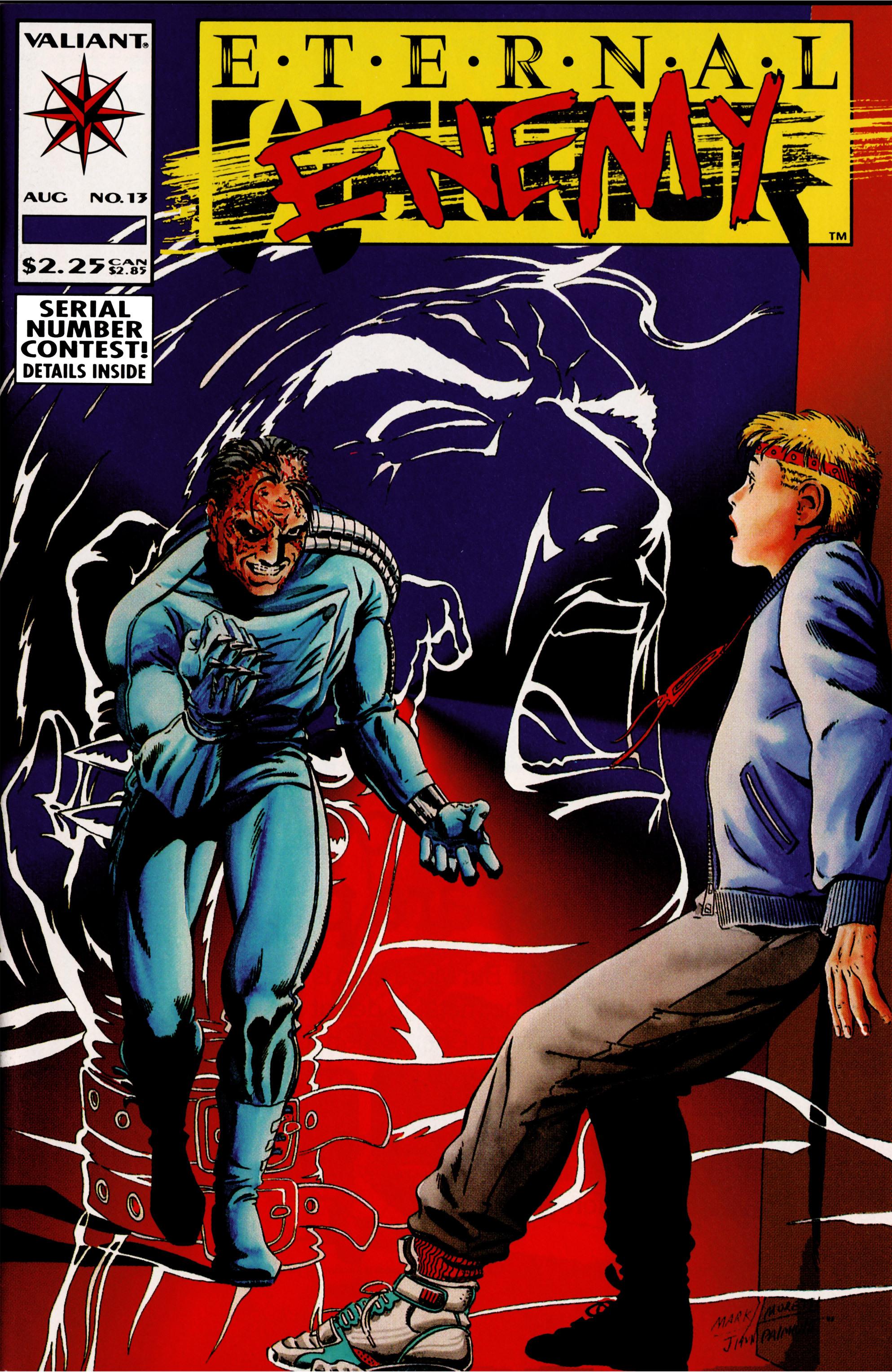 Read online Eternal Warrior (1992) comic -  Issue #13 - 1
