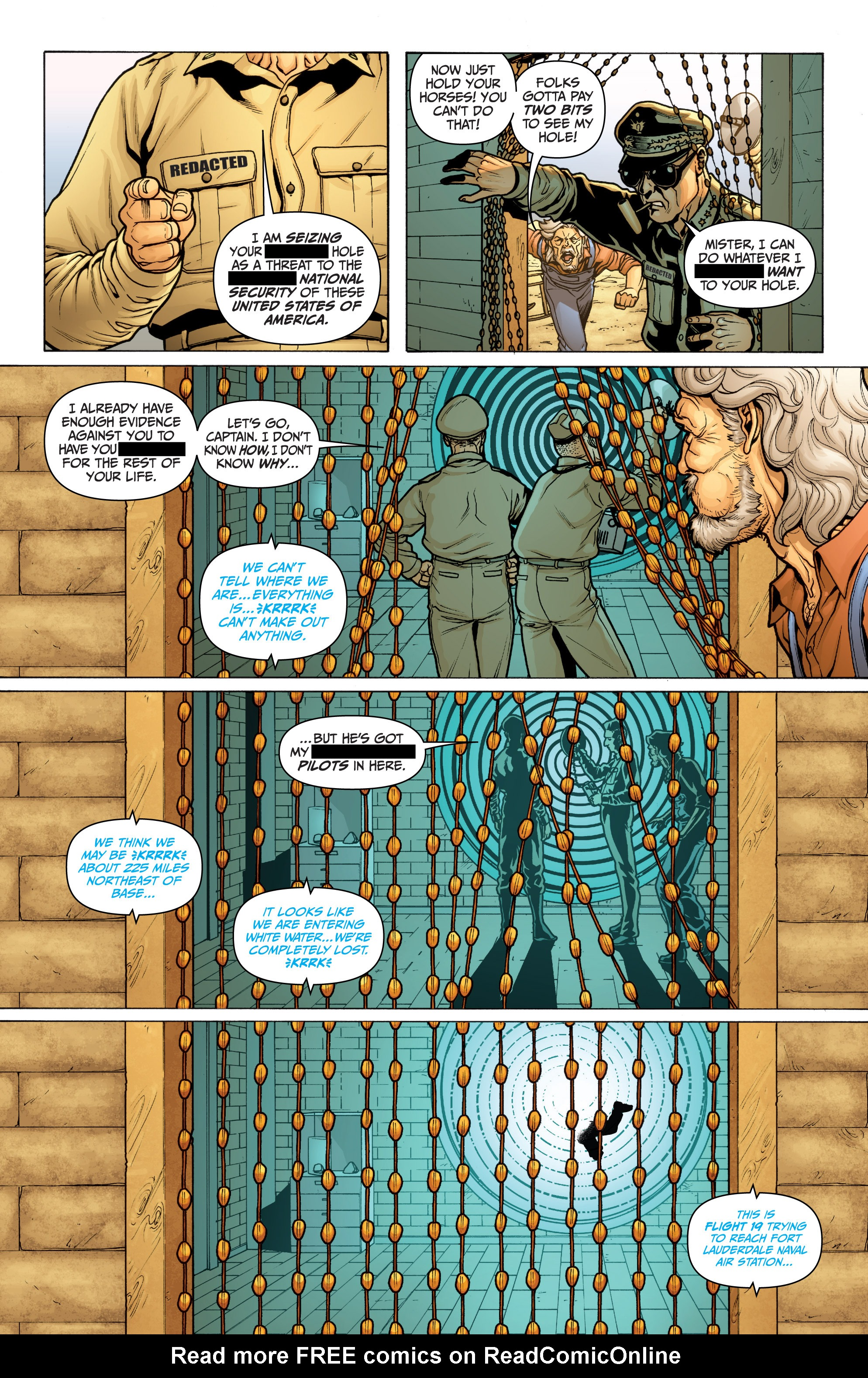 Read online Archer and Armstrong comic -  Issue #Archer and Armstrong _TPB 3 - 29