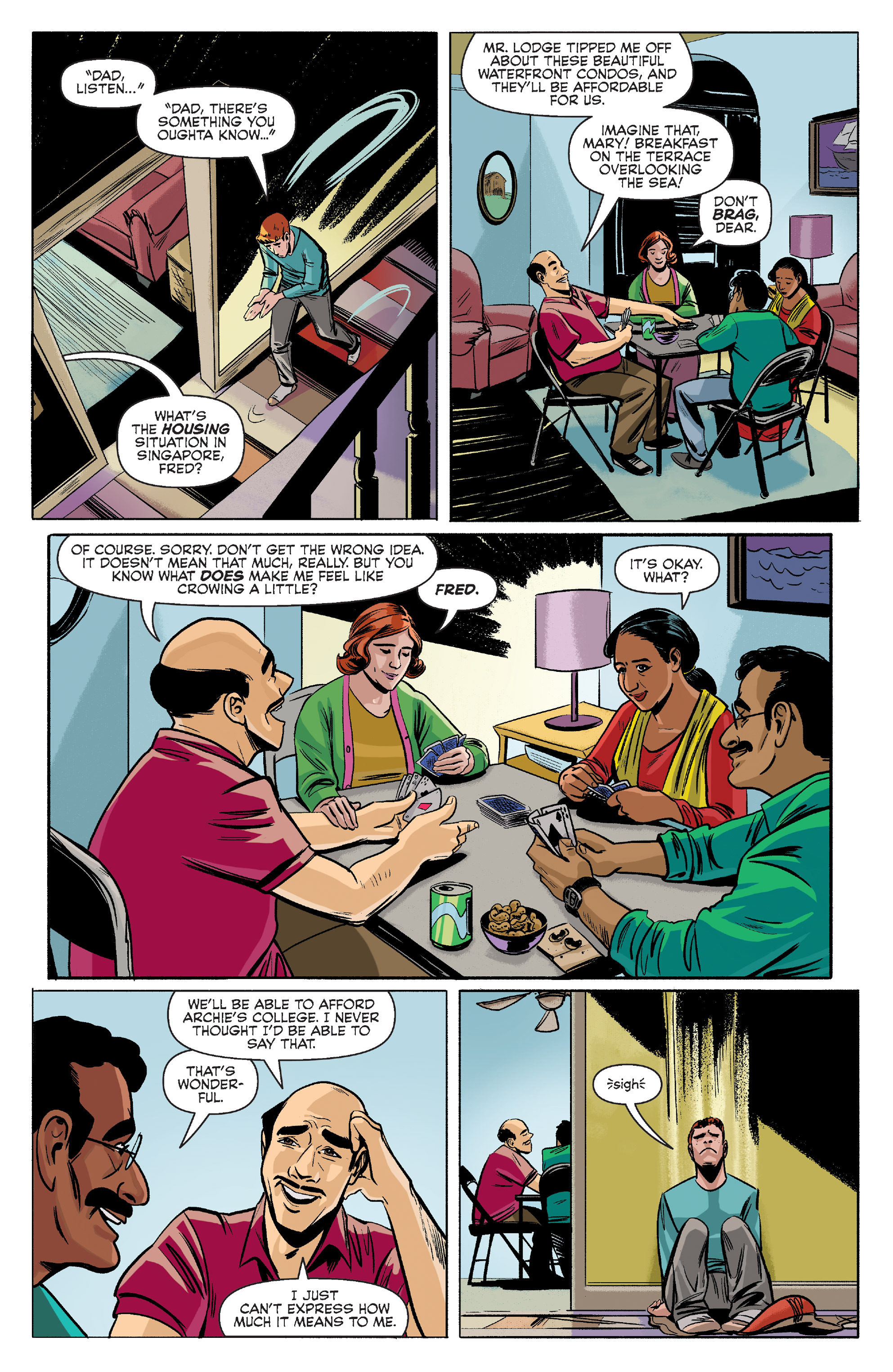 Read online Archie (2015) comic -  Issue #8 - 18