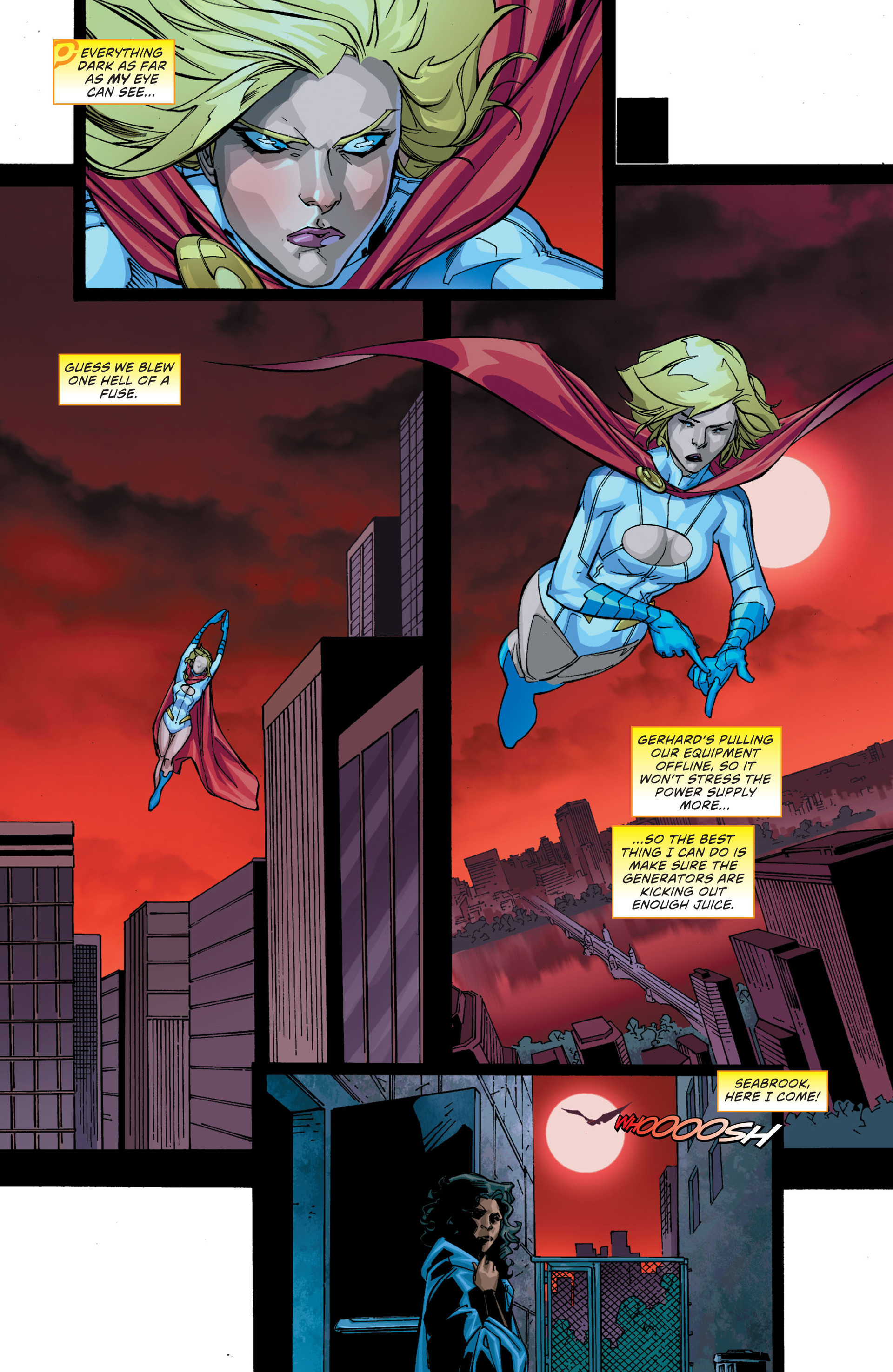 Read online Worlds' Finest comic -  Issue #23 - 14