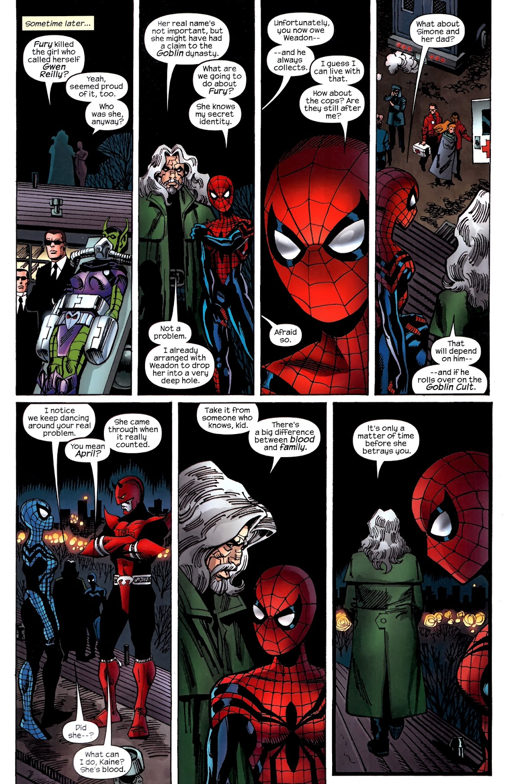 Web of Spider-Man (2009) Issue #4 #4 - English 30