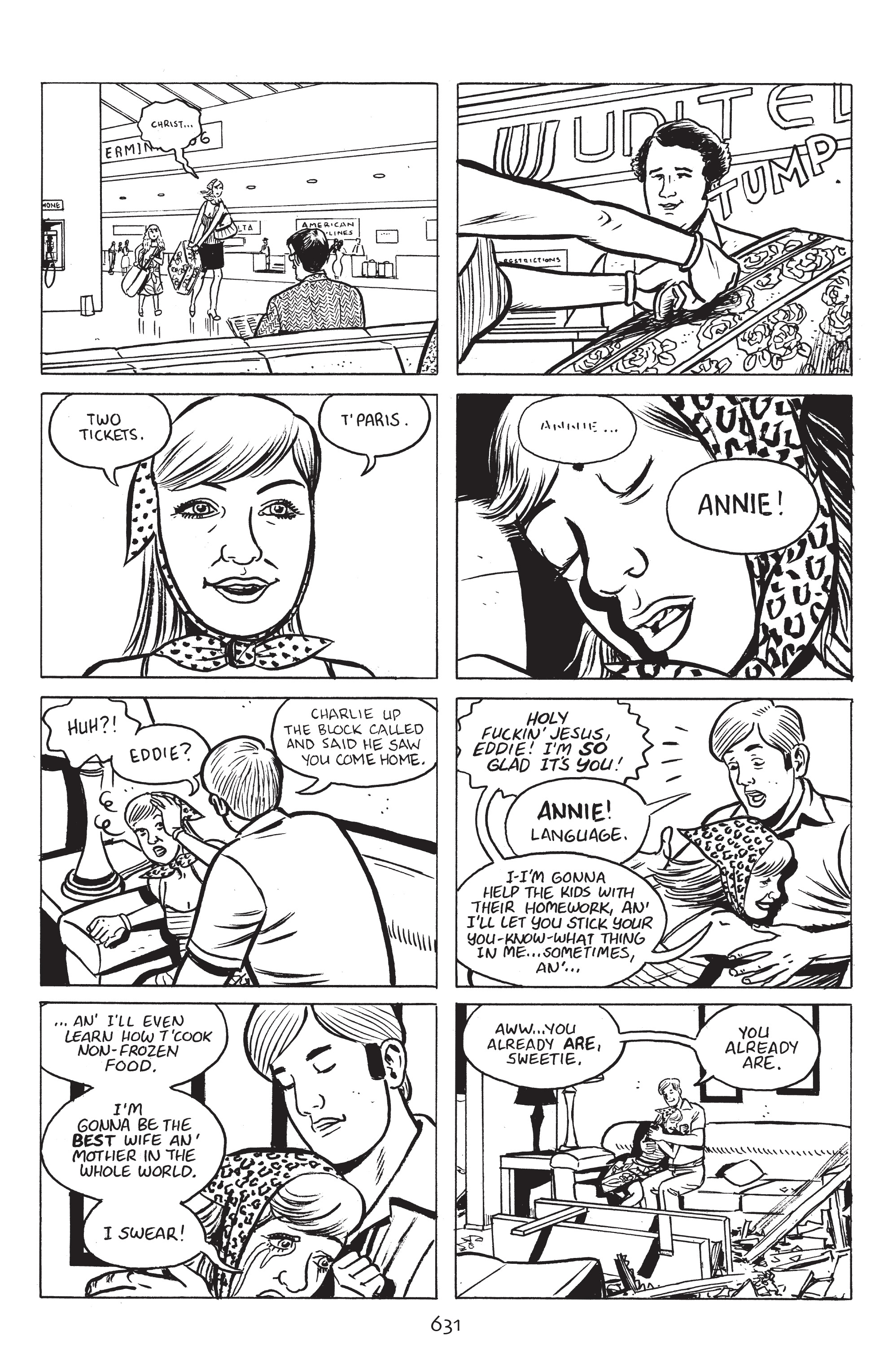 Read online Stray Bullets: Sunshine & Roses comic -  Issue #23 - 14