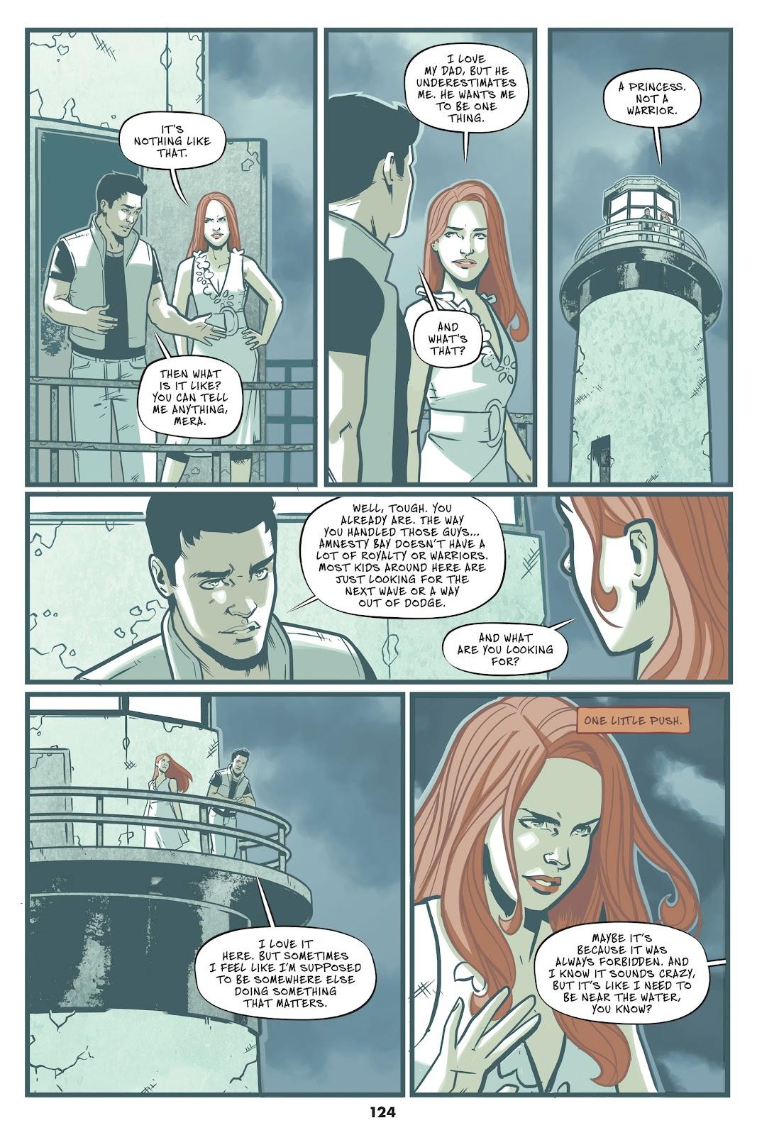 Read online Mera: Tidebreaker comic -  Issue # TPB (Part 2) - 24
