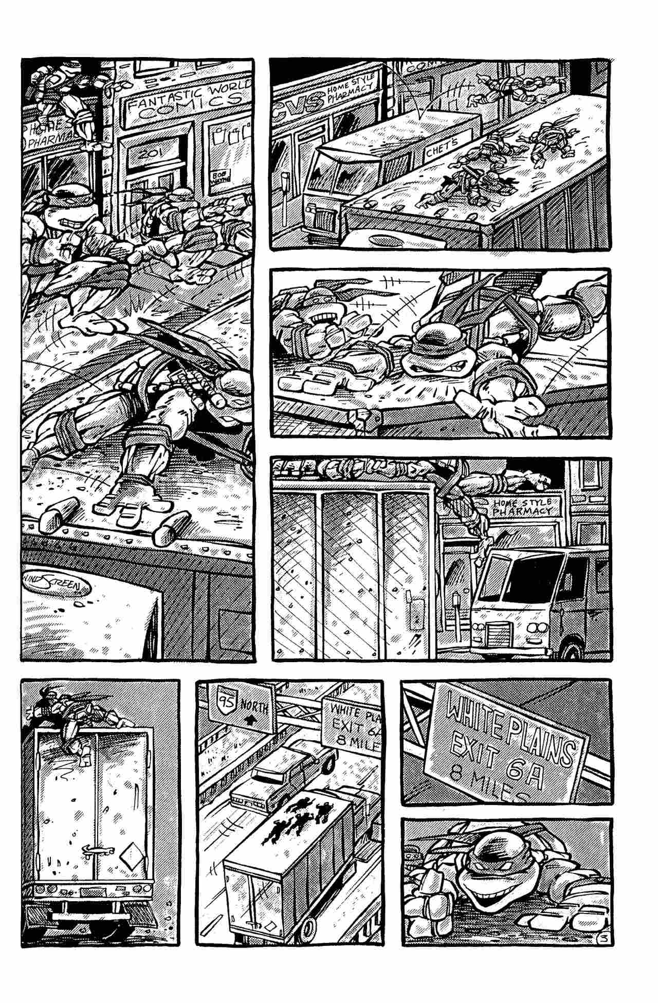 Read online Shell Shock comic -  Issue # Full - 127
