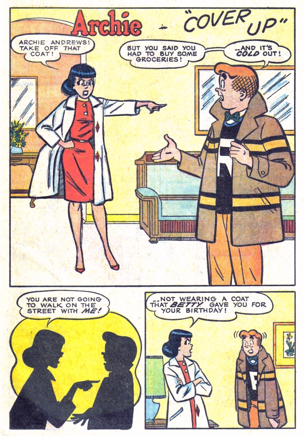 Read online Archie (1960) comic -  Issue #134 - 29