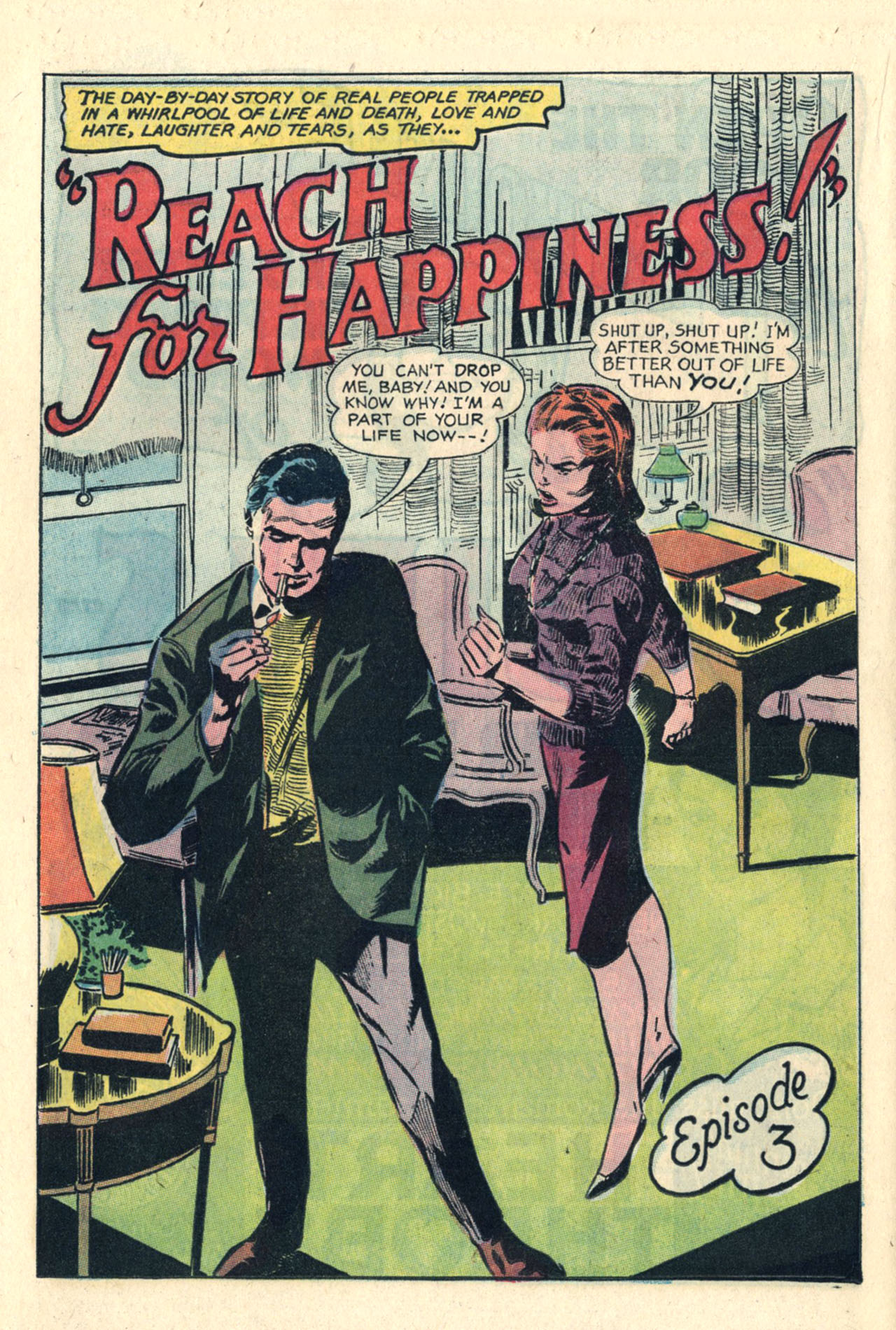 Read online Secret Hearts comic -  Issue #112 - 20