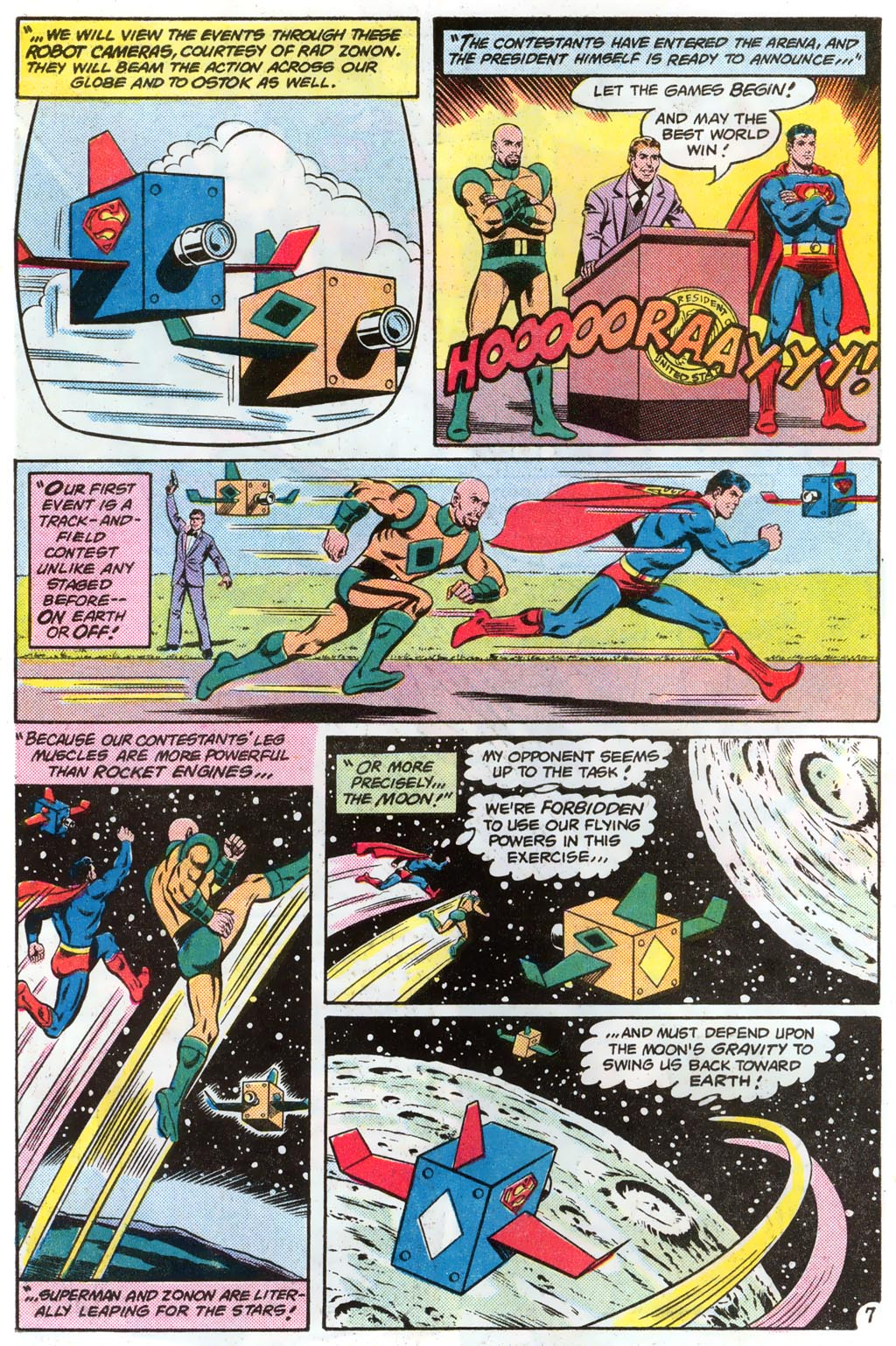 Read online Action Comics (1938) comic -  Issue #574 - 10