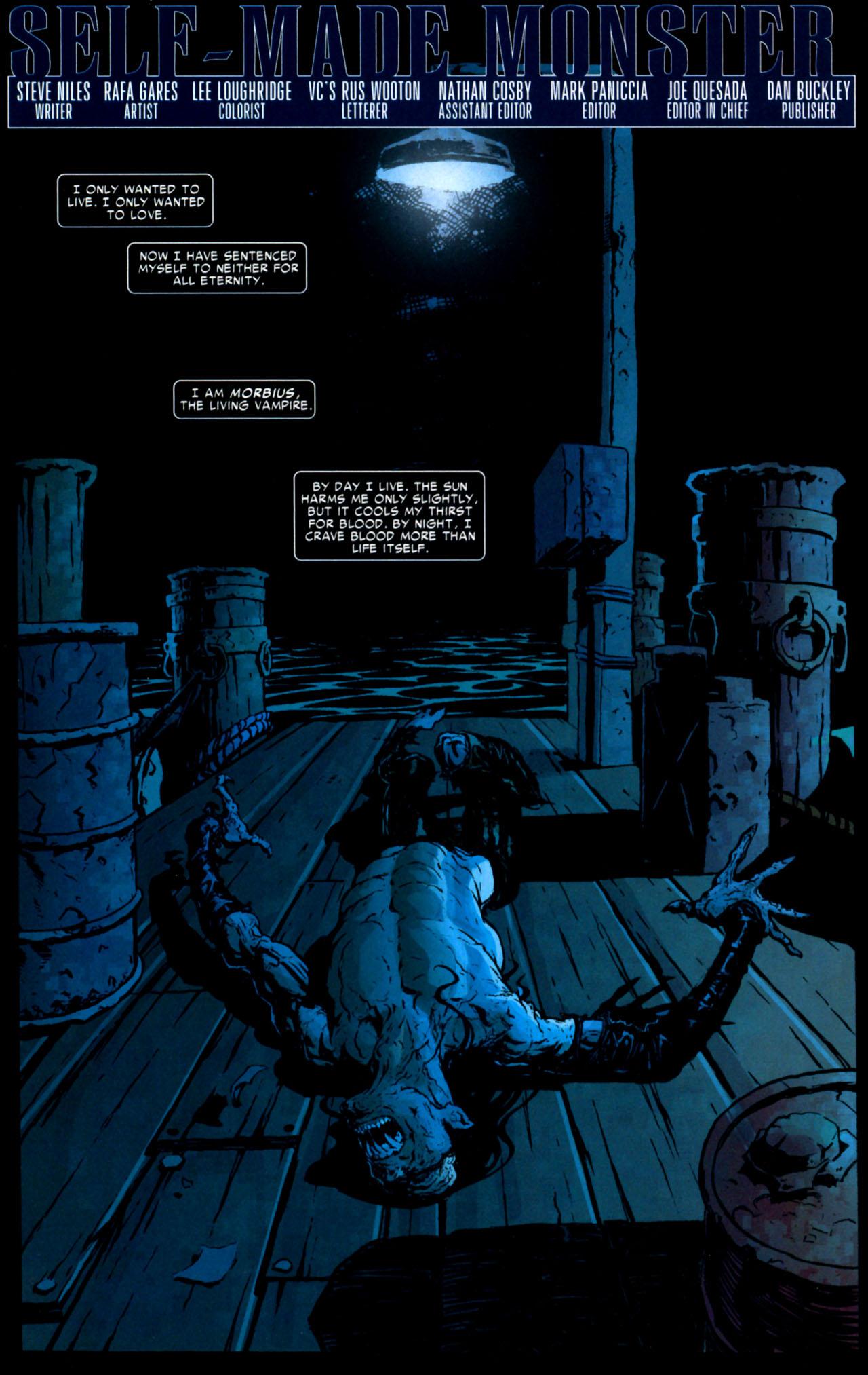 Read online Amazing Fantasy (2004) comic -  Issue #17 - 28