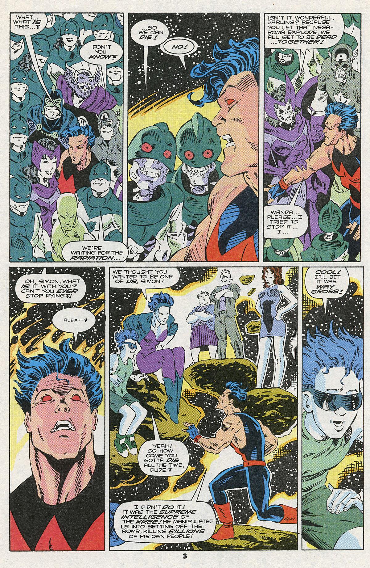Read online Wonder Man (1991) comic -  Issue #10 - 4