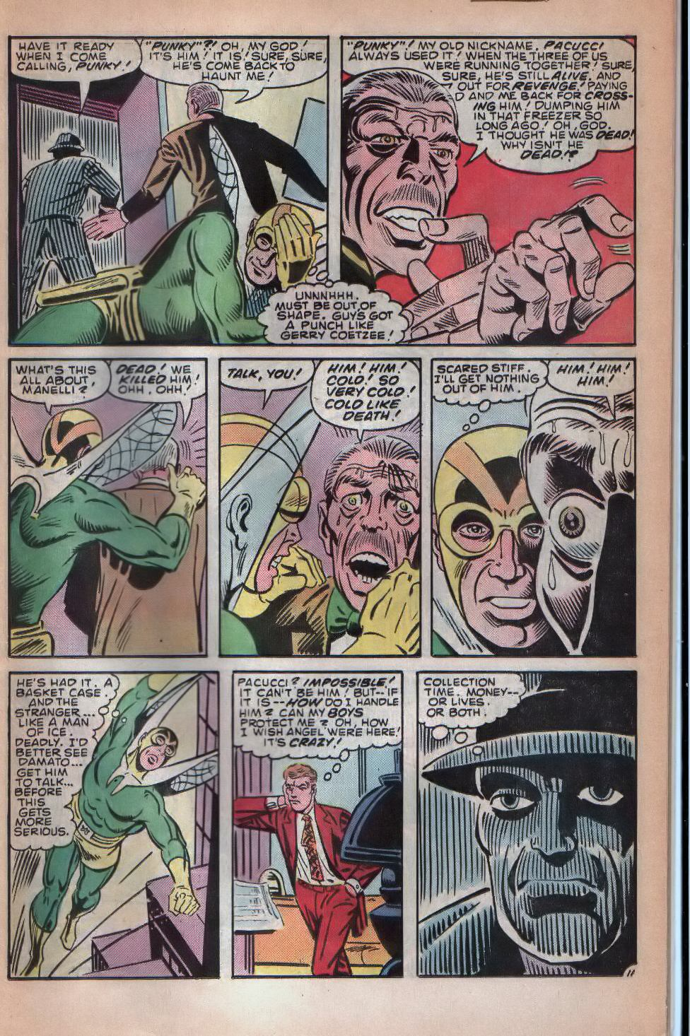 Read online The Fly (1983) comic -  Issue #8 - 12