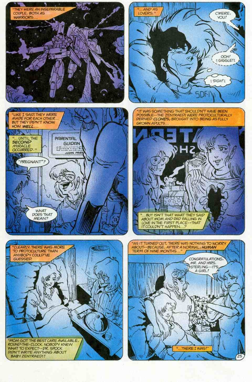 Robotech Special issue Full - Page 26