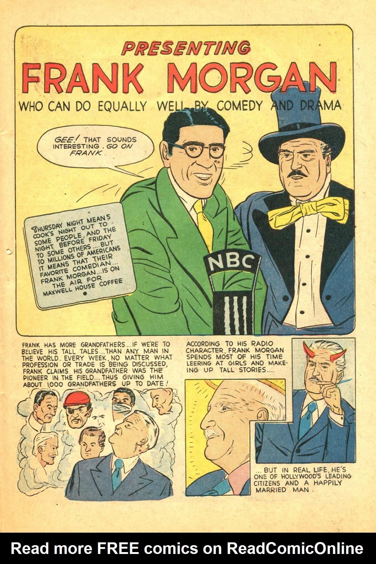 Read online Shadow Comics comic -  Issue #38 - 47