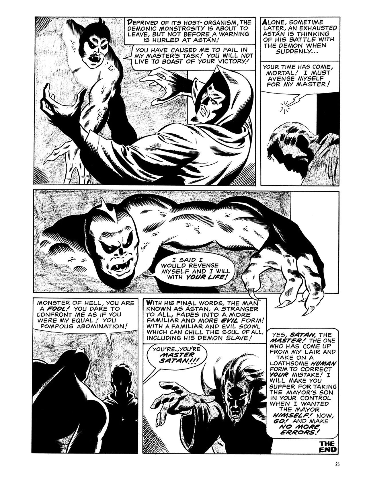 Read online Eerie Archives comic -  Issue # TPB 6 - 26