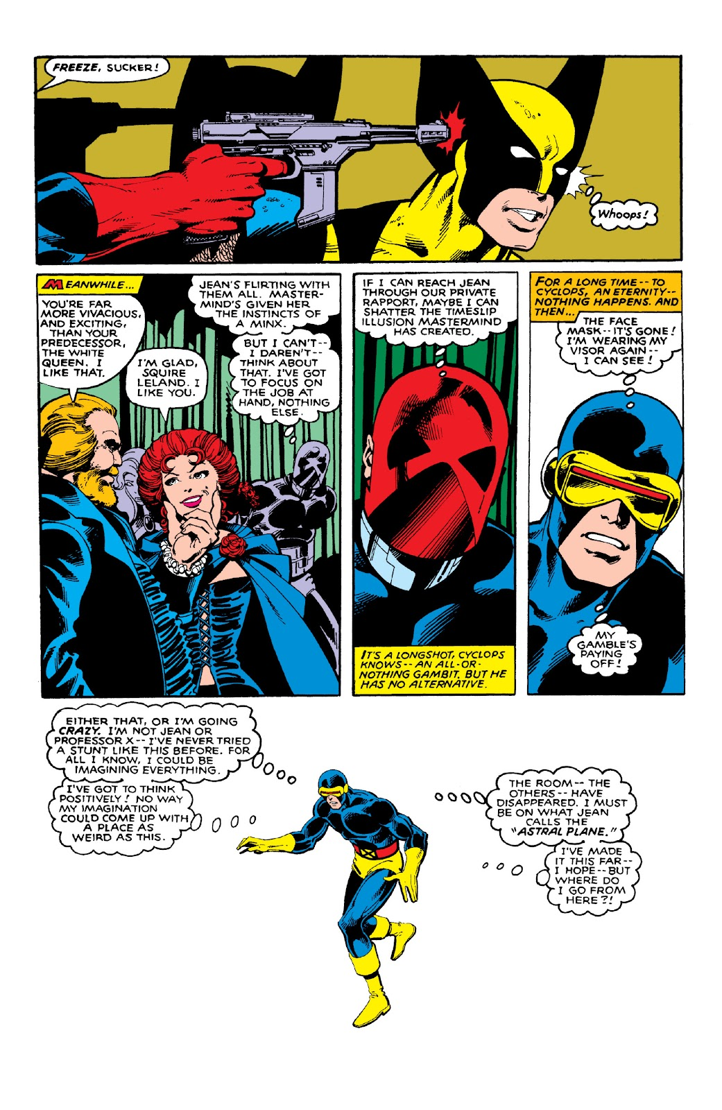 Read online X-Men Milestones: Dark Phoenix Saga comic -  Issue # TPB (Part 1) - 89