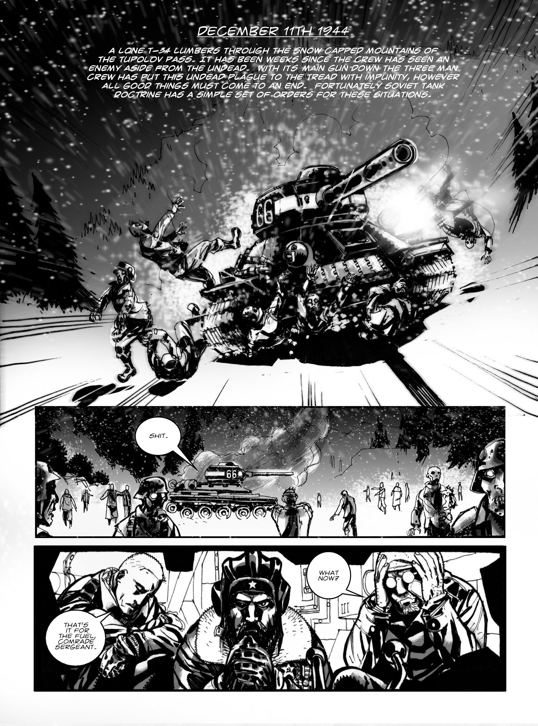 Read online FUBAR comic -  Issue #1 - 152