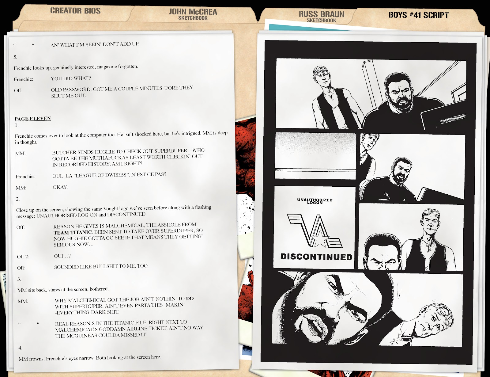 Read online The Boys Omnibus comic -  Issue # TPB 4 (Part 4) - 59
