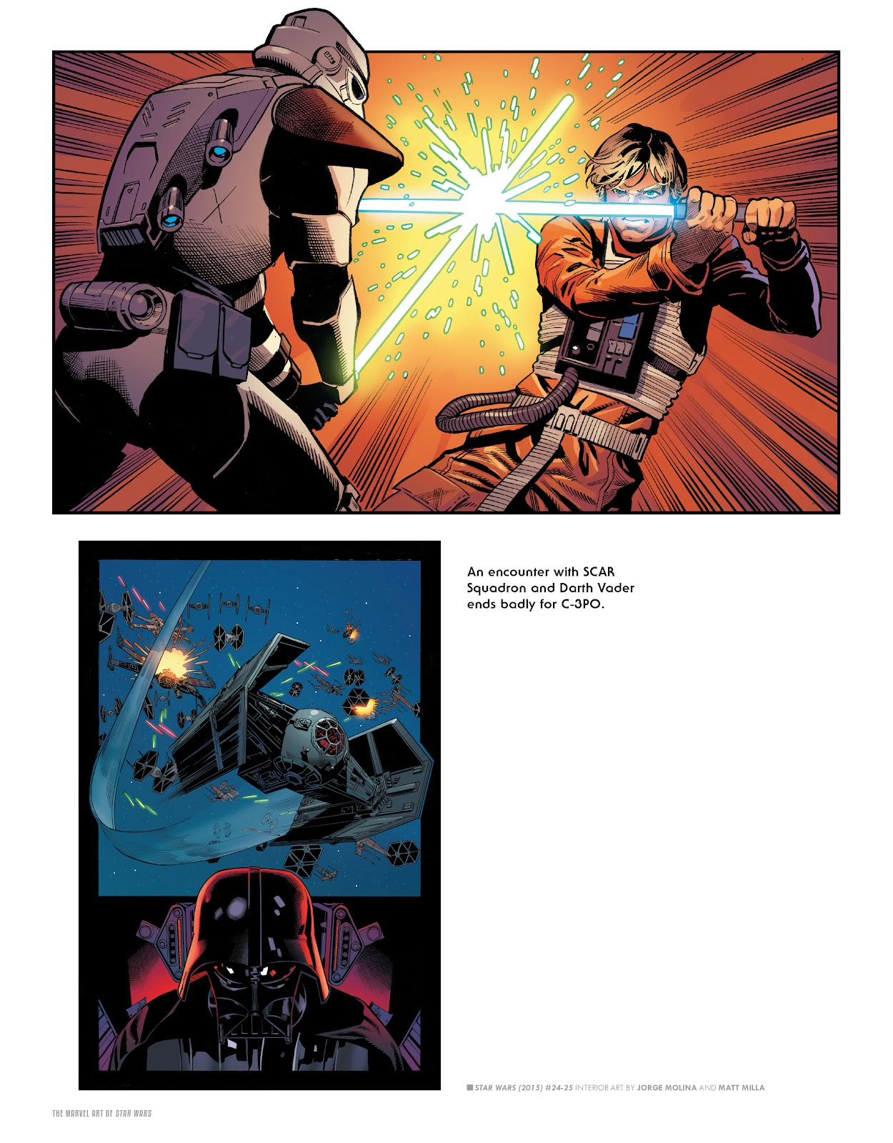 Read online The Marvel Art of Star Wars comic -  Issue # TPB (Part 2) - 5