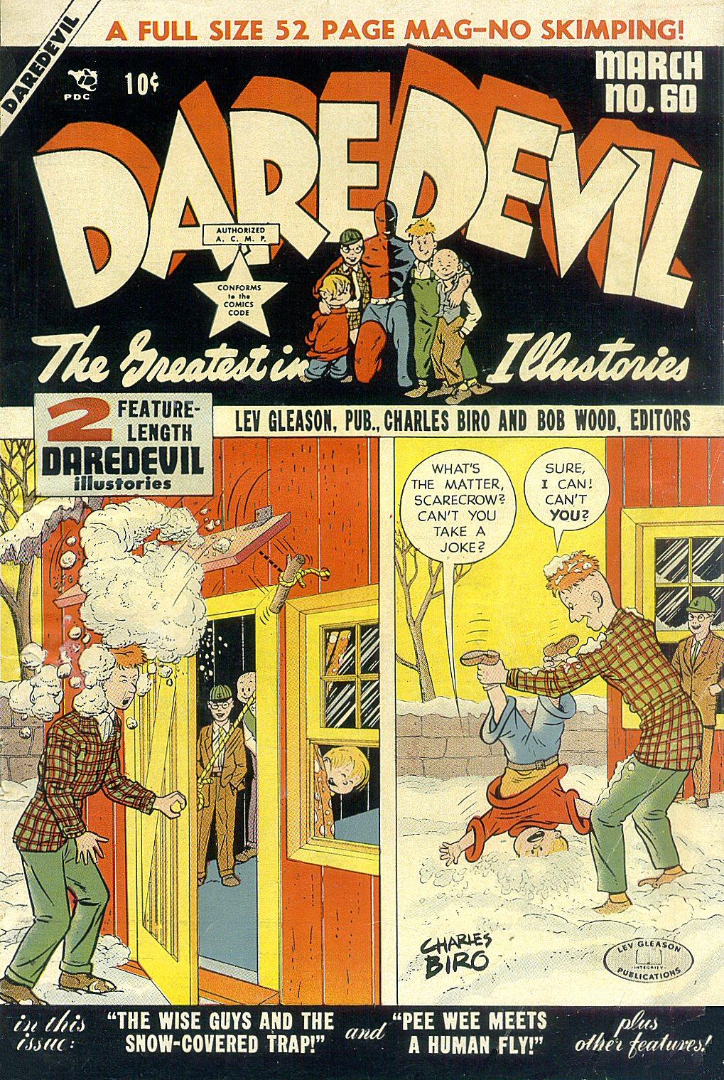 Daredevil (1941) 60 Page 1