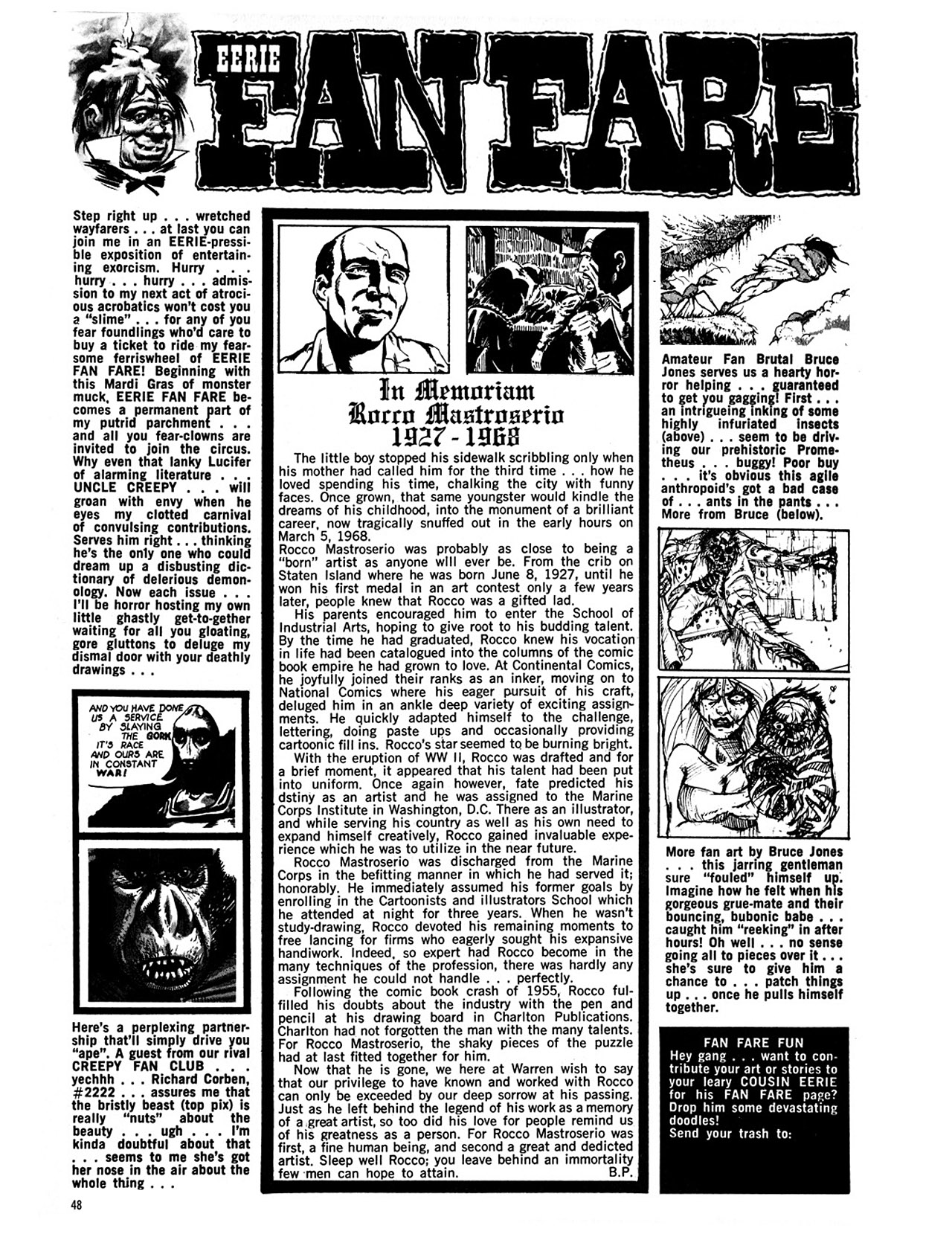 Read online Eerie Archives comic -  Issue # TPB 4 - 49