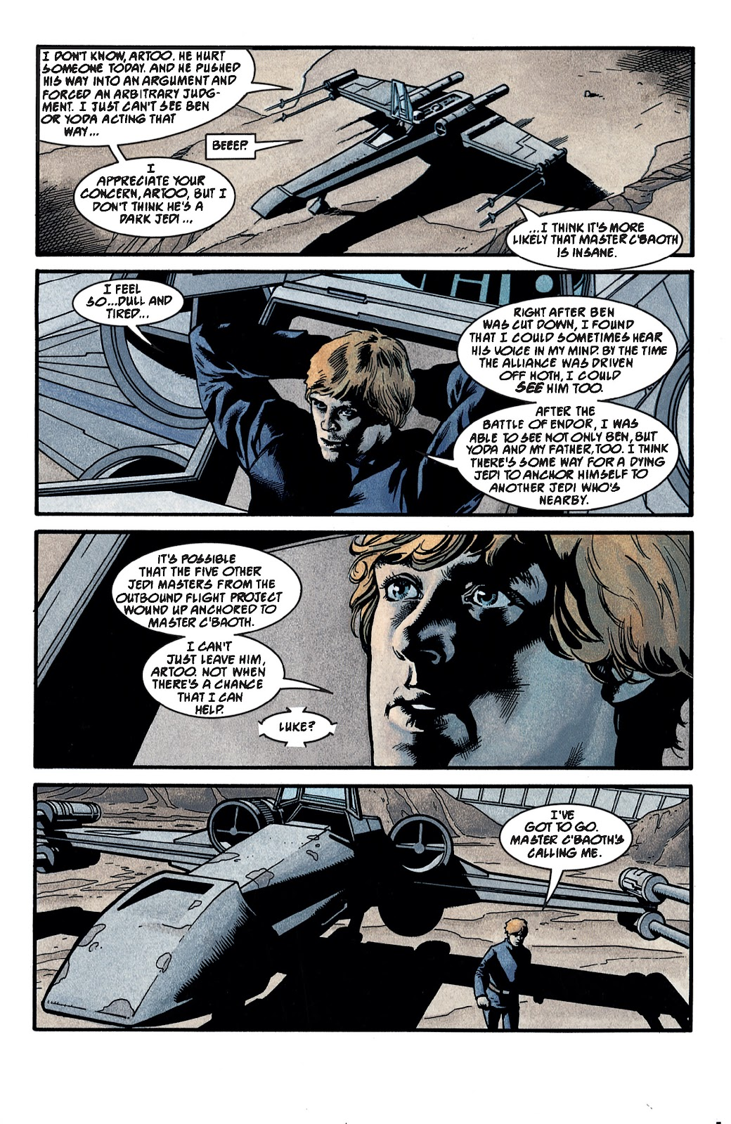 Read online Star Wars Legends: The New Republic - Epic Collection comic -  Issue # TPB 4 (Part 3) - 16
