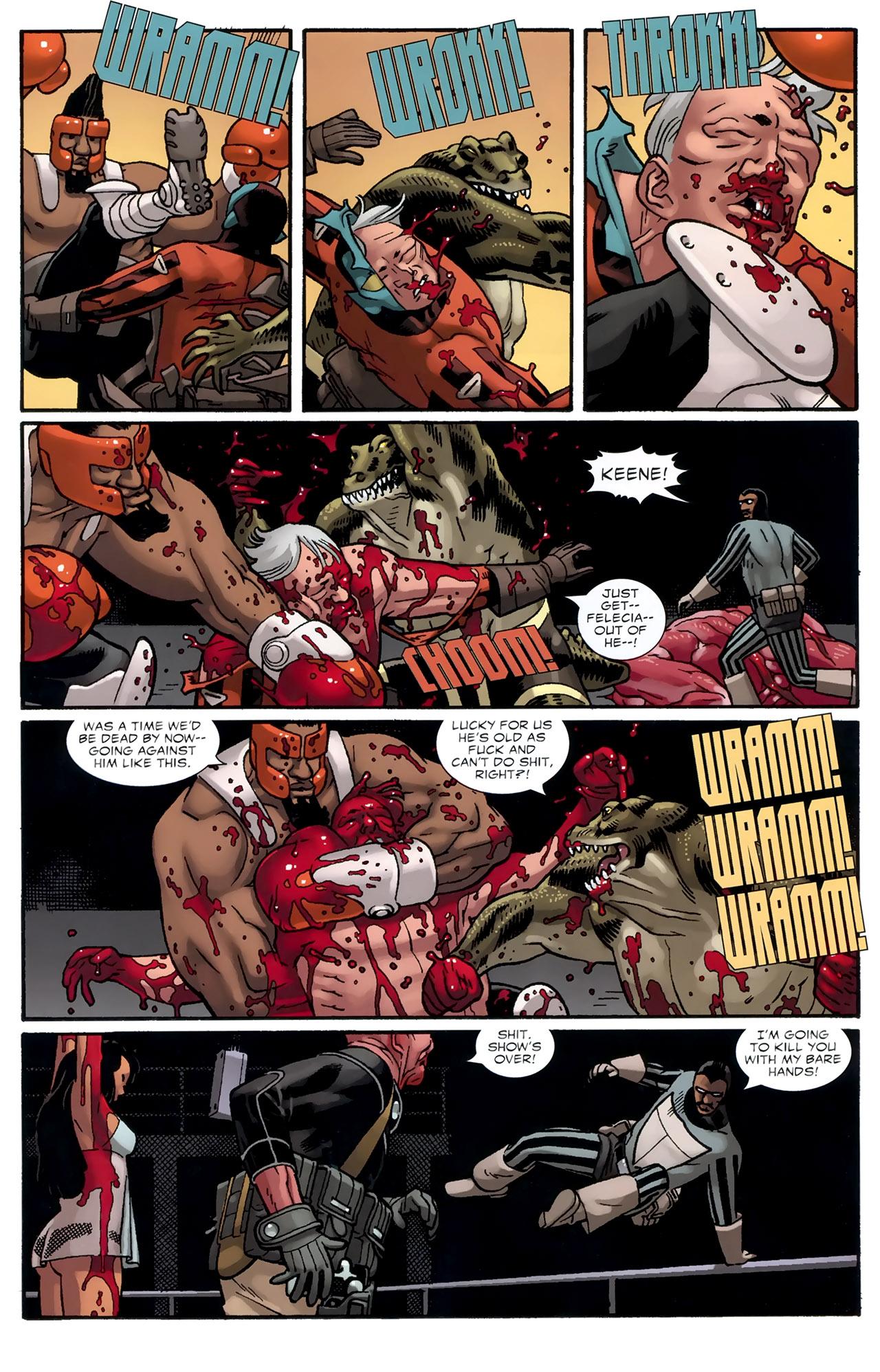 Read online Destroyer comic -  Issue #3 - 14