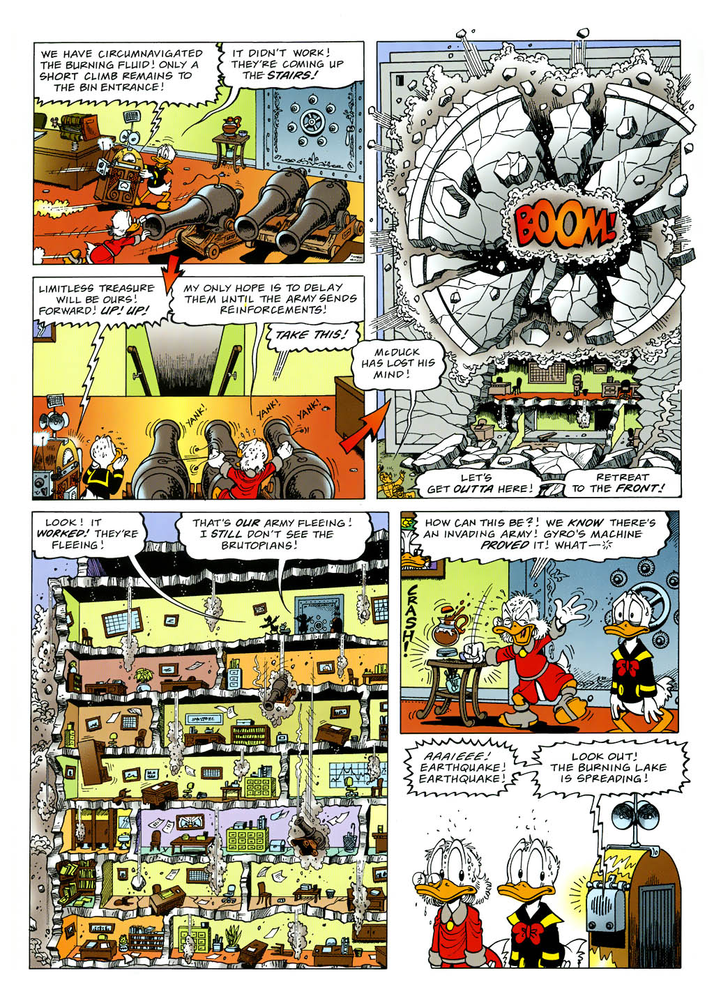 Read online Uncle Scrooge (1953) comic -  Issue #321 - 13
