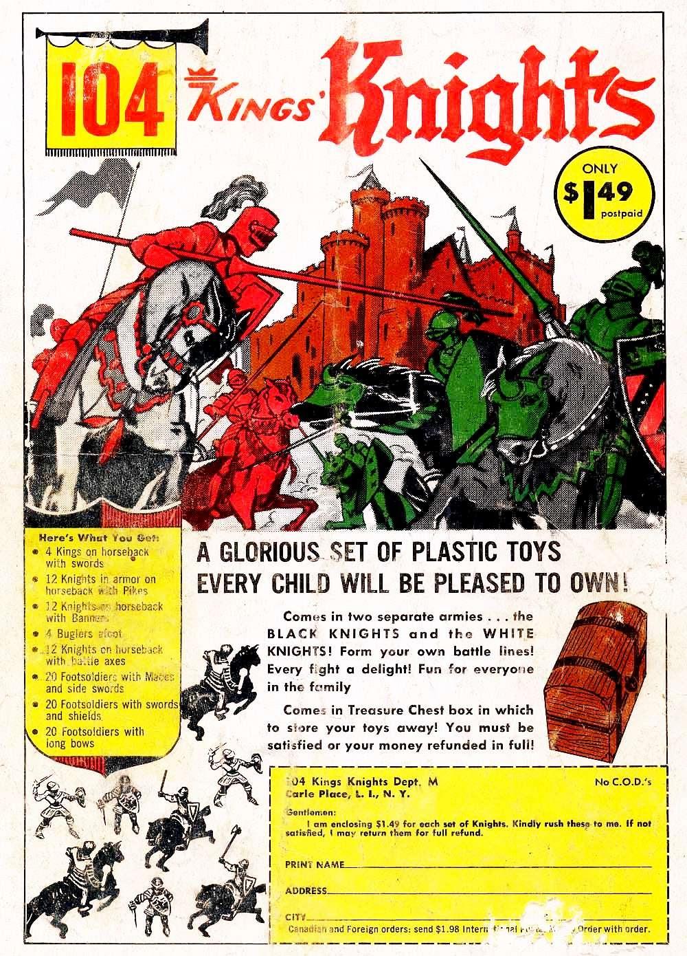Tarzan (1962) issue 136 - Page 36