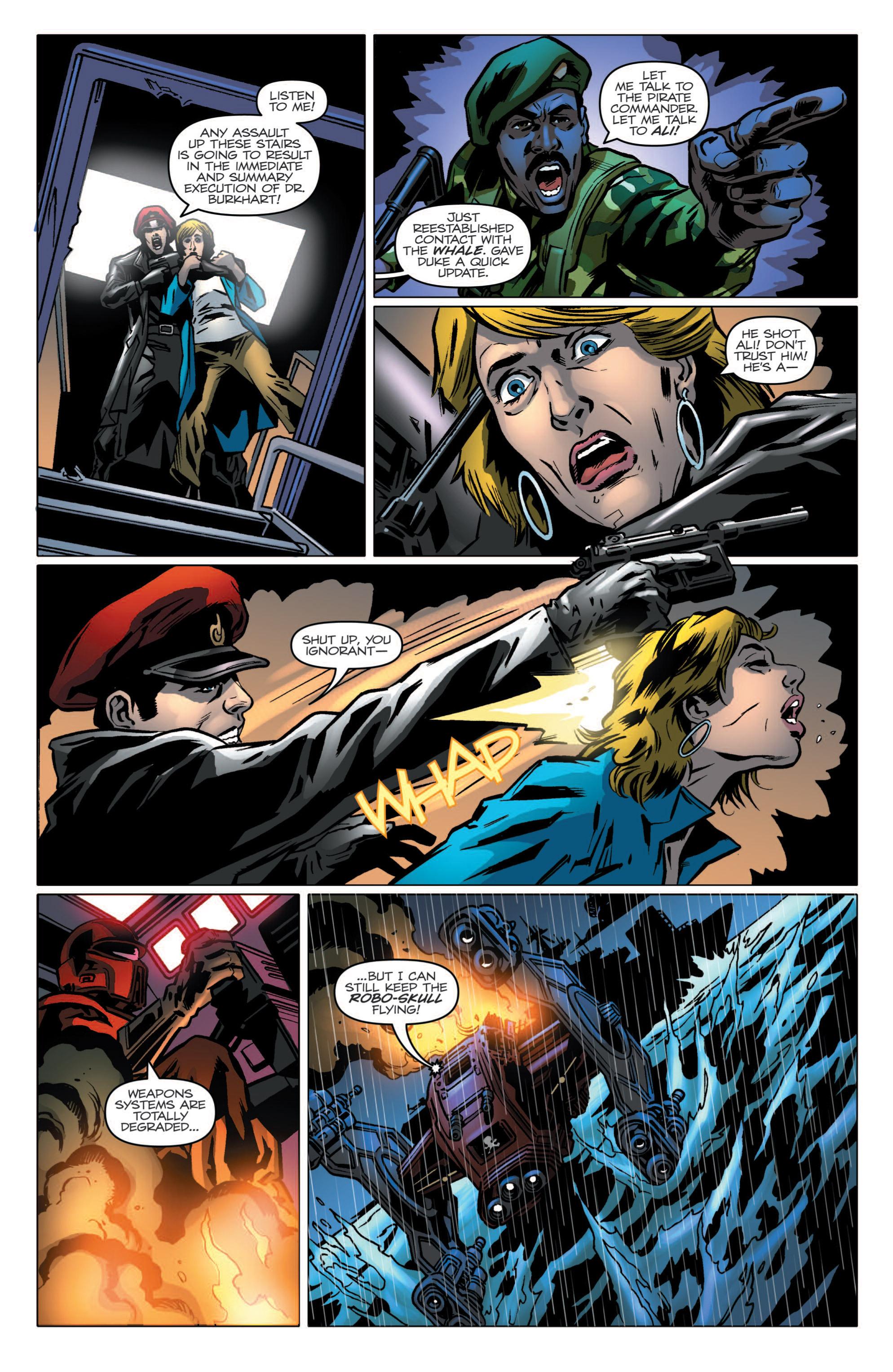 G.I. Joe: A Real American Hero 189 Page 16