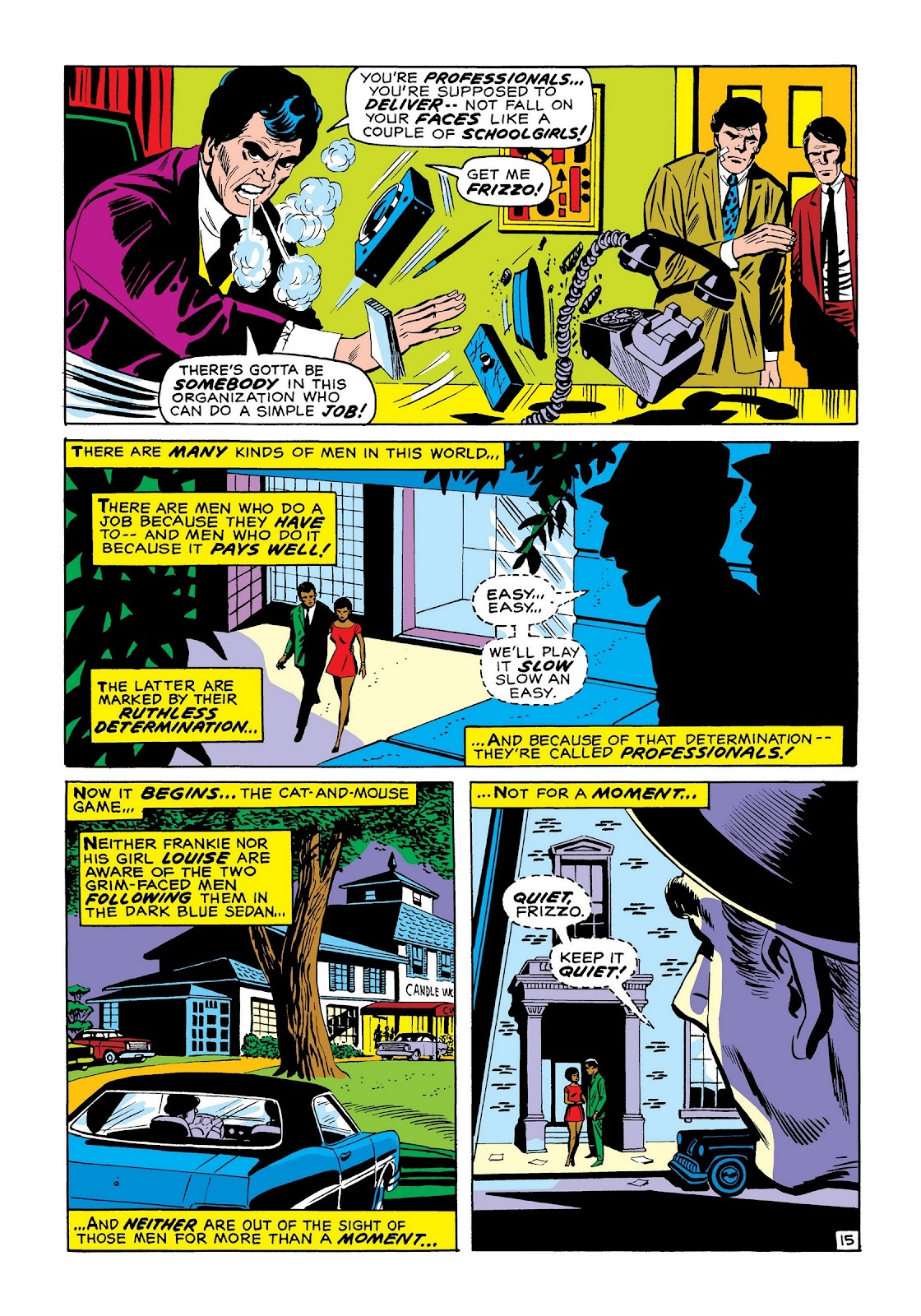 Read online Marvel Masterworks: The Invincible Iron Man comic -  Issue # TPB 7 (Part 3) - 83