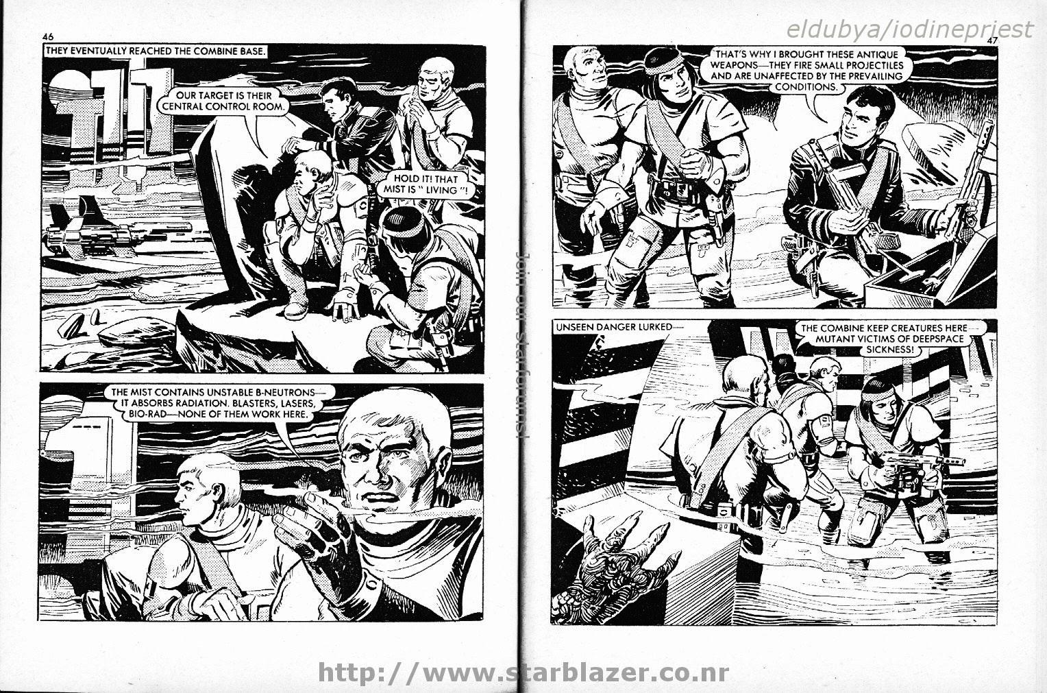 Starblazer issue 101 - Page 25